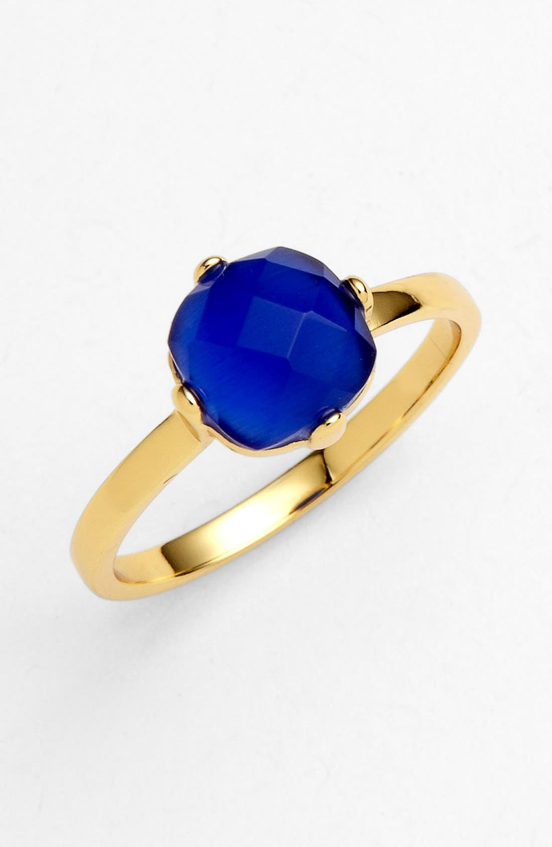 Main Image - Ariella Collection Cushion Cut Stone Ring (Nordstrom Exclusive)