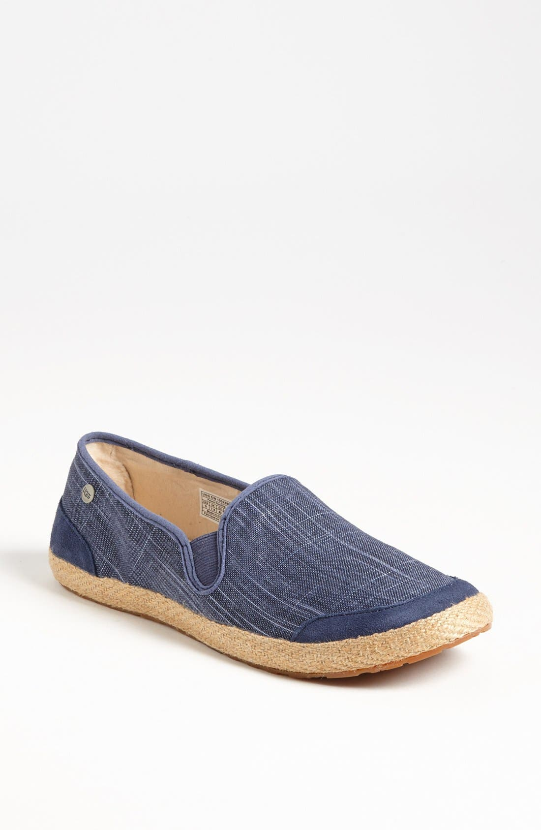 Alternate Image 1 Selected - UGG® Australia 'Delizah' Flat (Women)