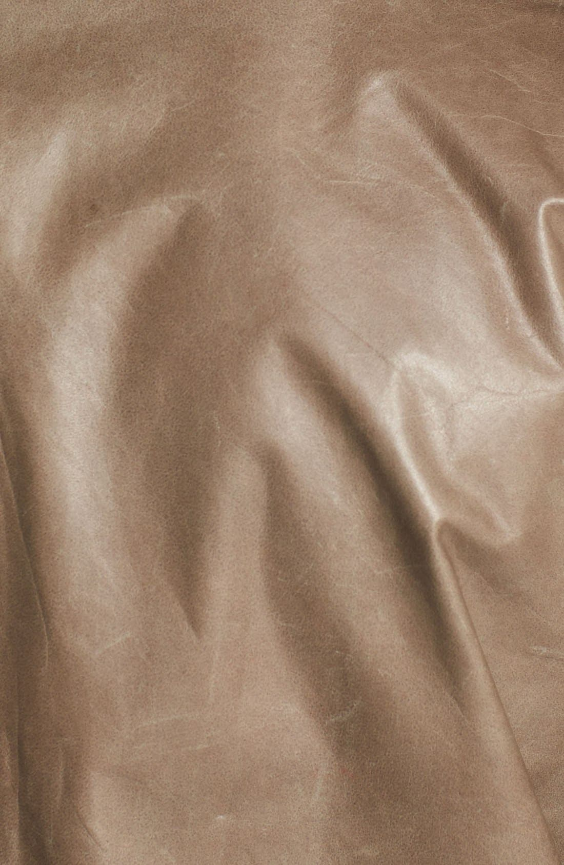 Alternate Image 3  - Theory 'Ion L Laubert' Leather Jacket