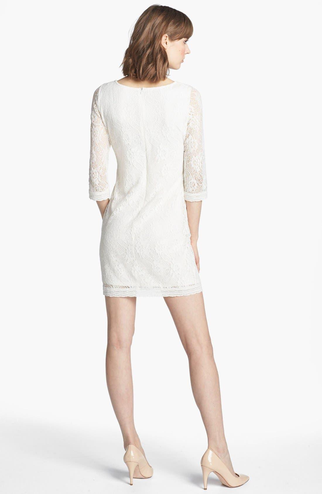 Alternate Image 2  - Sanctuary Lace Dress