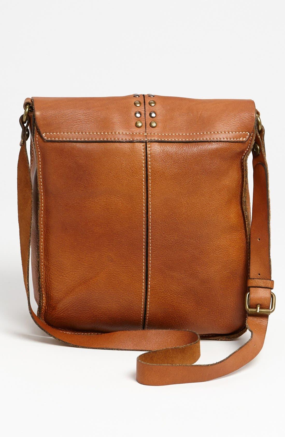 Alternate Image 4  - Patricia Nash 'Armeno' Leather Messenger Bag
