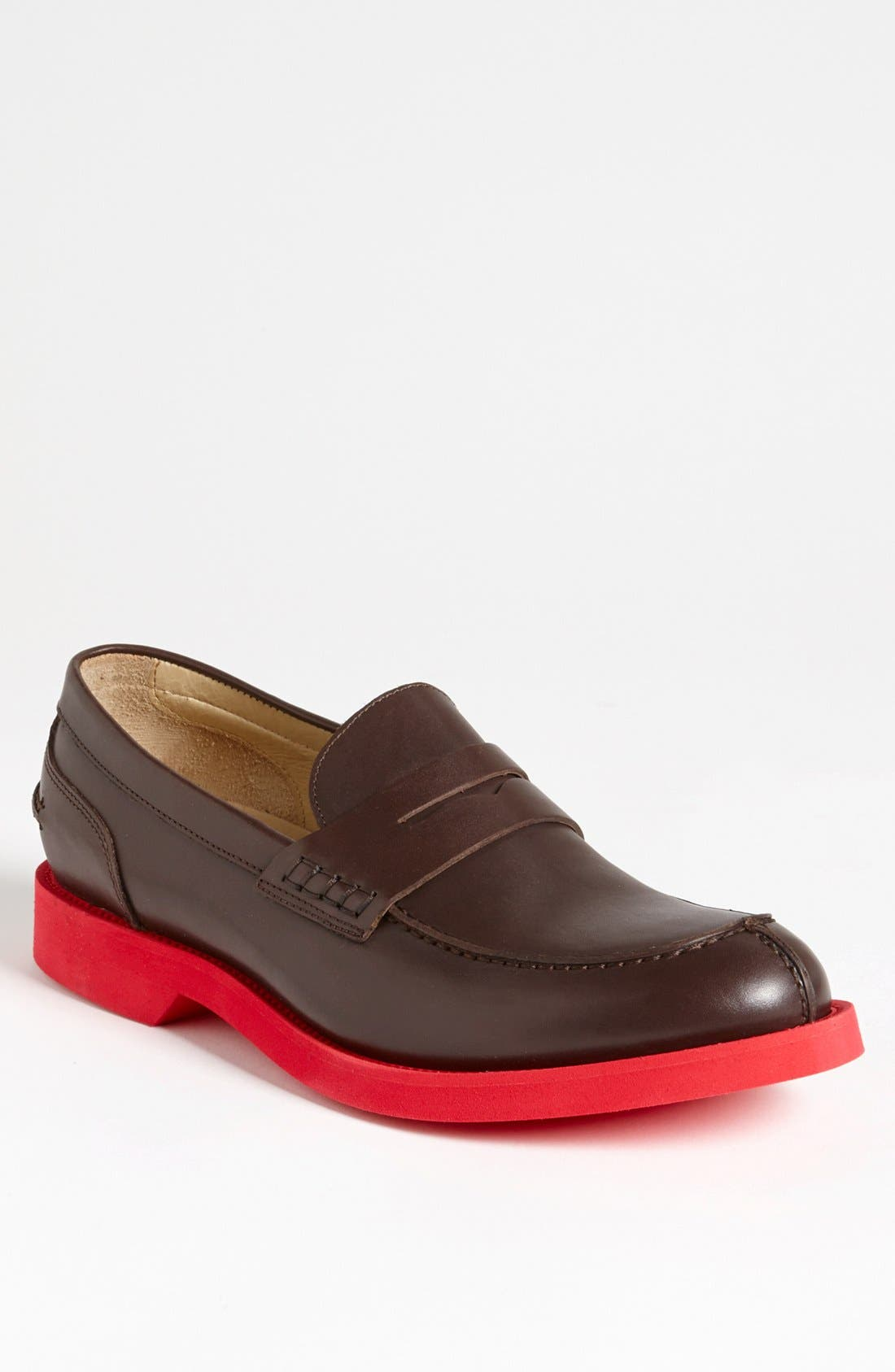 Main Image - Thomas Dean Penny Loafer