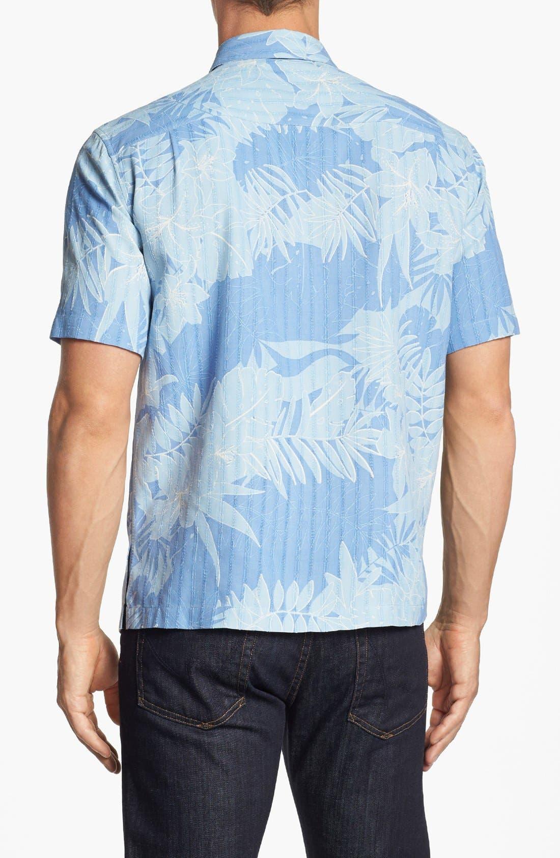 Alternate Image 2  - Tori Richard 'Reflection' Short Sleeve Sport Shirt