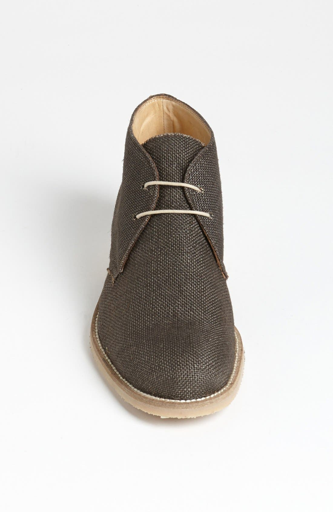 Alternate Image 3  - Thomas Dean Linen Chukka Boot