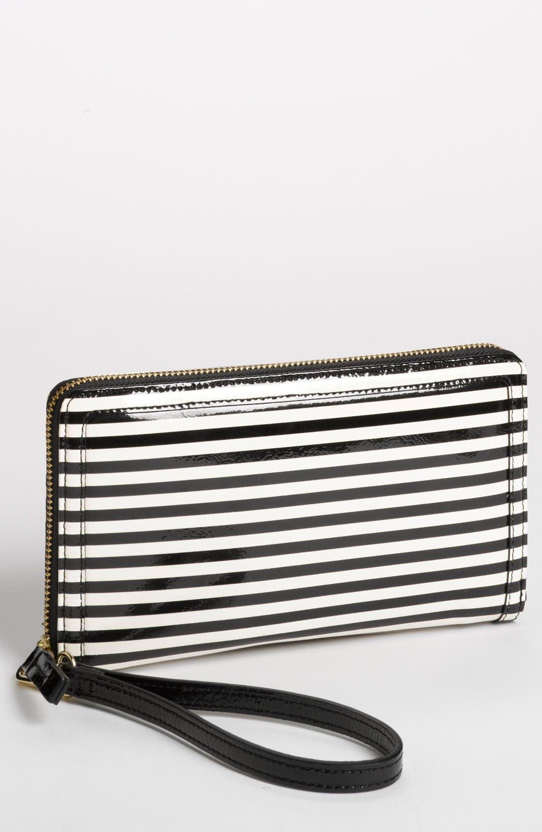 Main Image - Halogen® Zip Around Wallet
