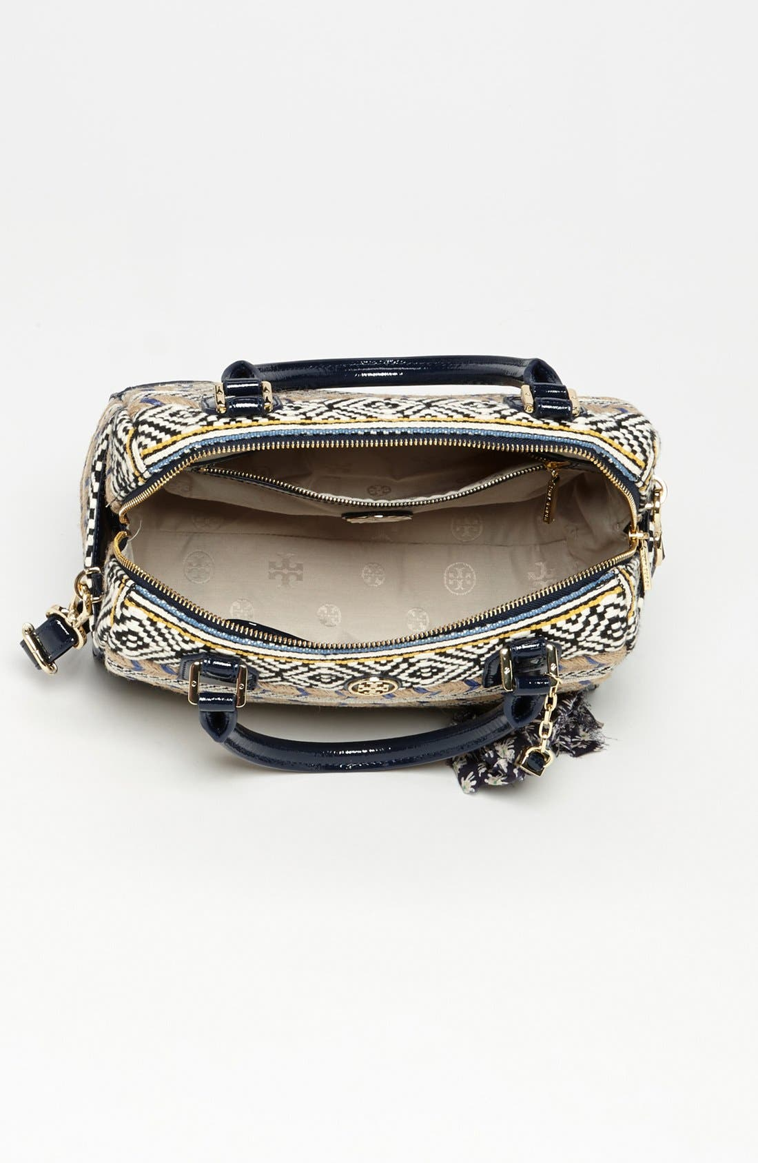 Alternate Image 3  - Tory Burch 'Robinson -  Middy' Satchel