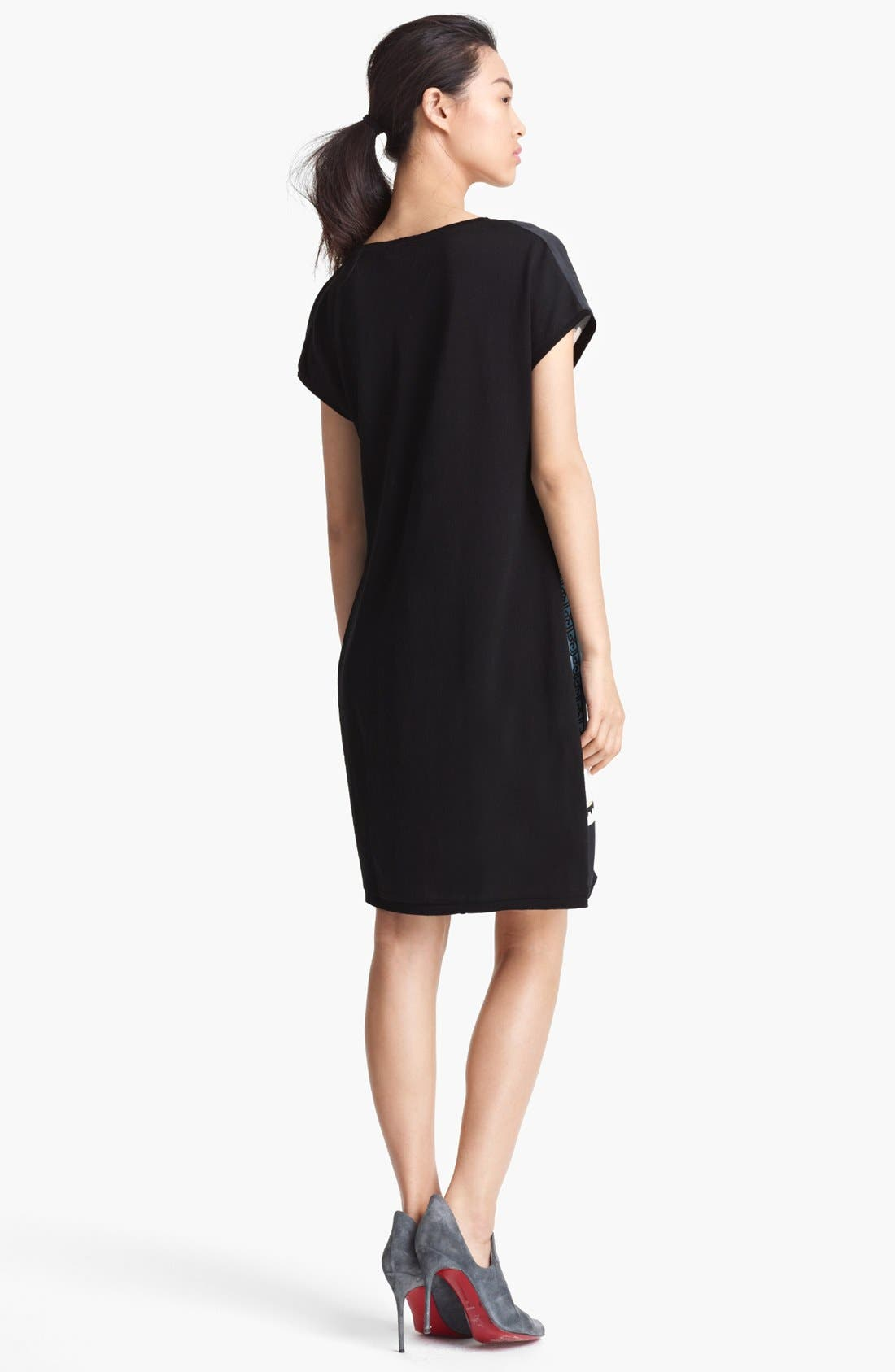 Alternate Image 2  - Mary Katrantzou Silk & Cotton Dress