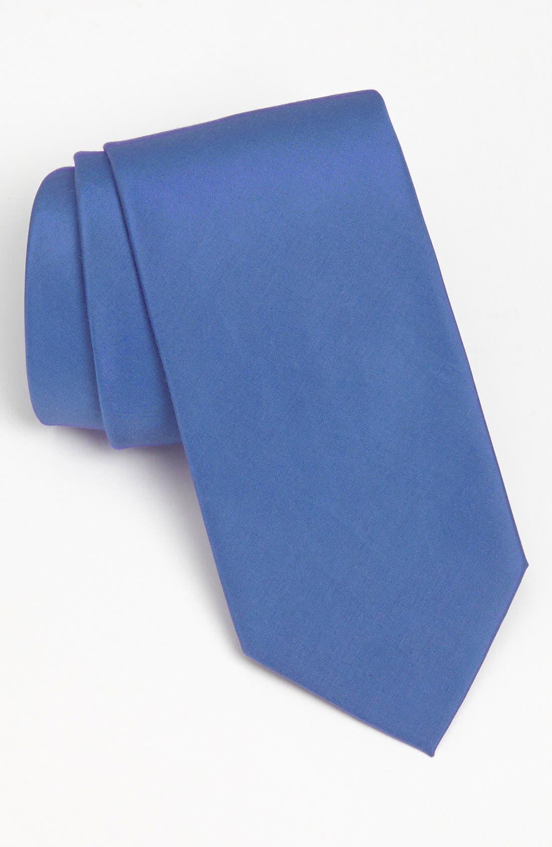 Alternate Image 1 Selected - BOSS HUGO BOSS Silk Blend Tie