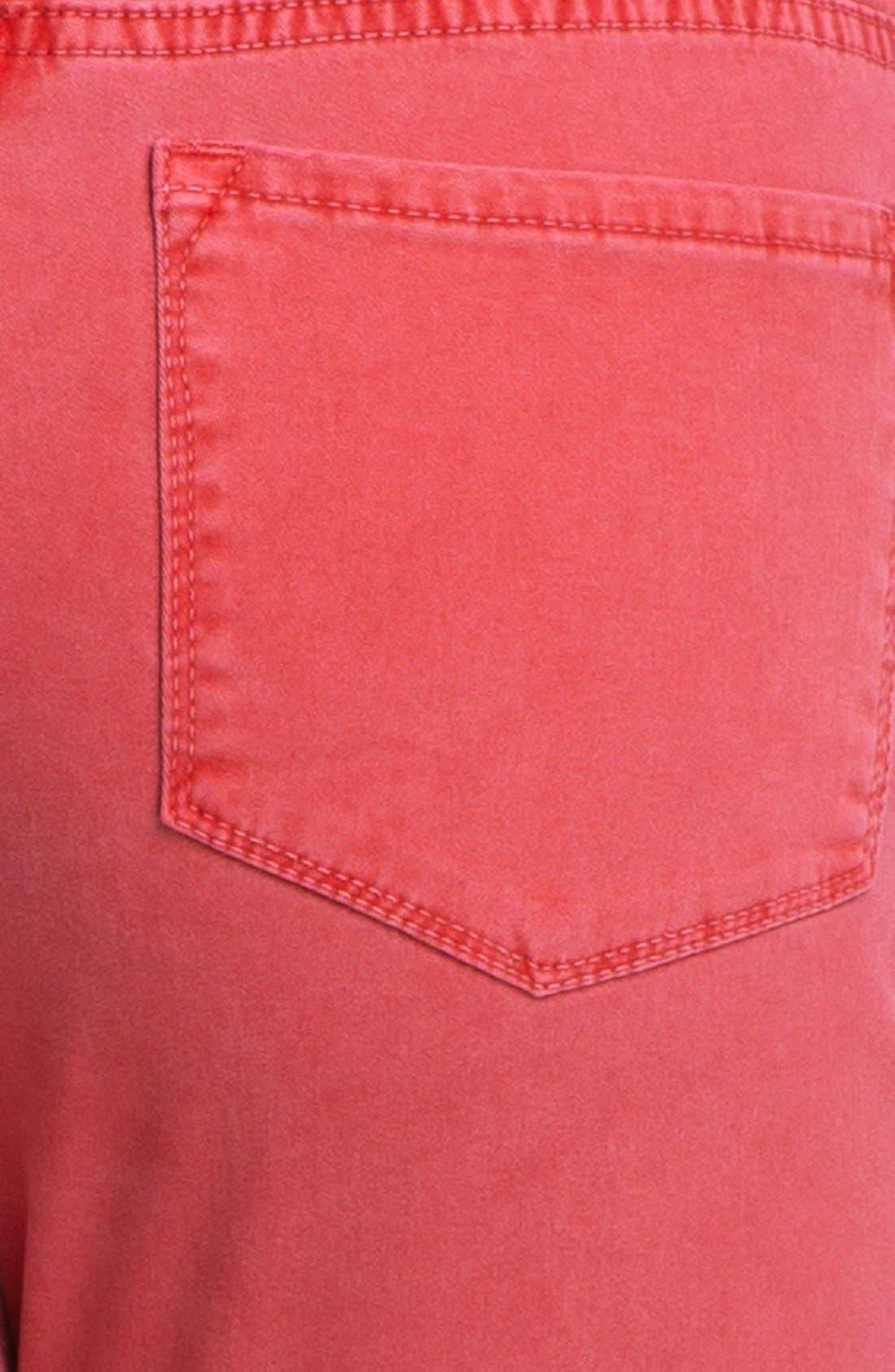 Alternate Image 4  - NYDJ 'Alisha' Skinny Stretch Ankle Jeans