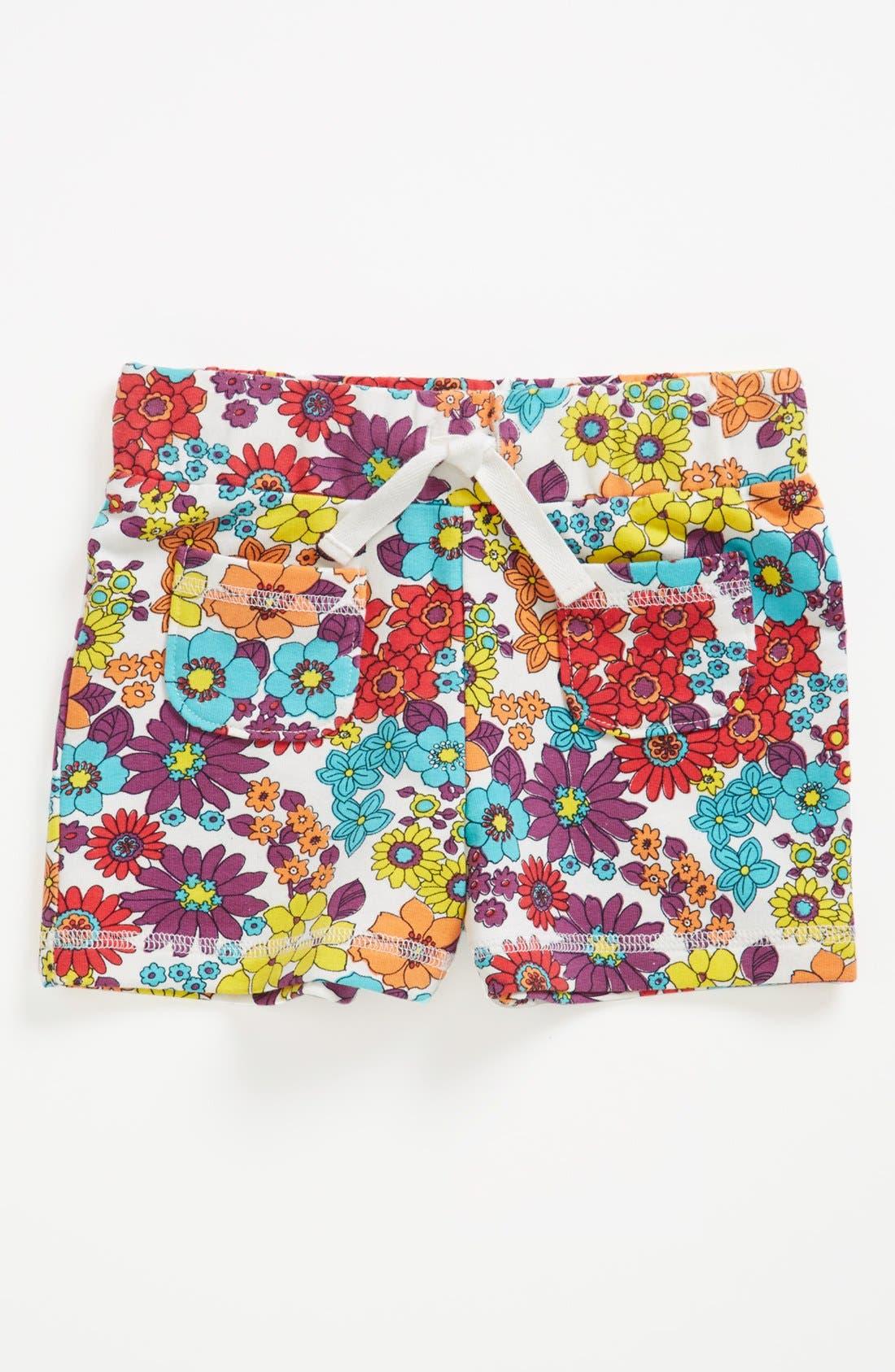 Alternate Image 1 Selected - Tucker + Tate 'Sadie' Knit Shorts (Toddler Girls)