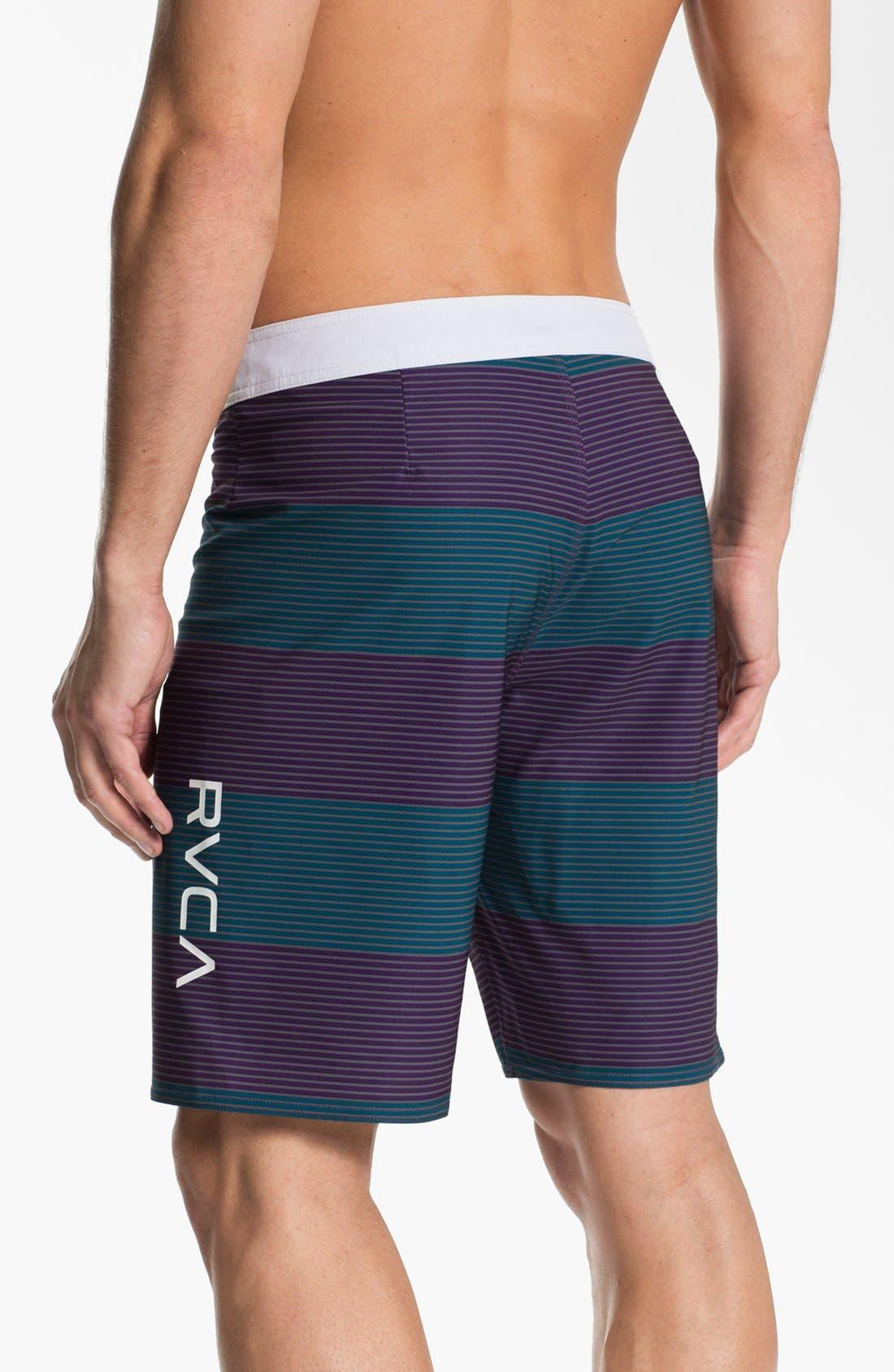 Alternate Image 2  - RVCA 'Civil' Board Shorts
