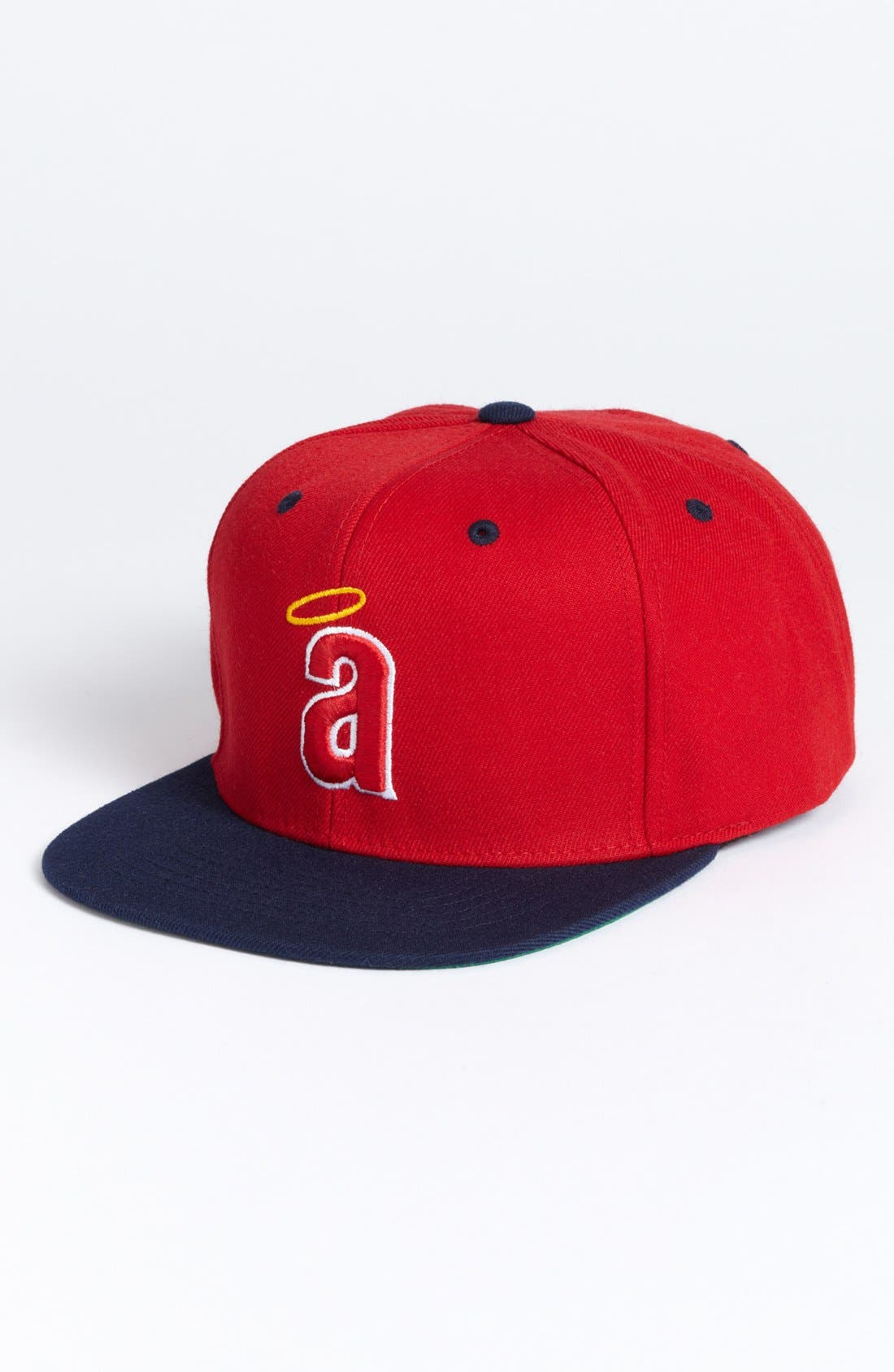 Main Image - American Needle 'Anaheim Angels - Back 2 Front' Snapback Baseball Cap