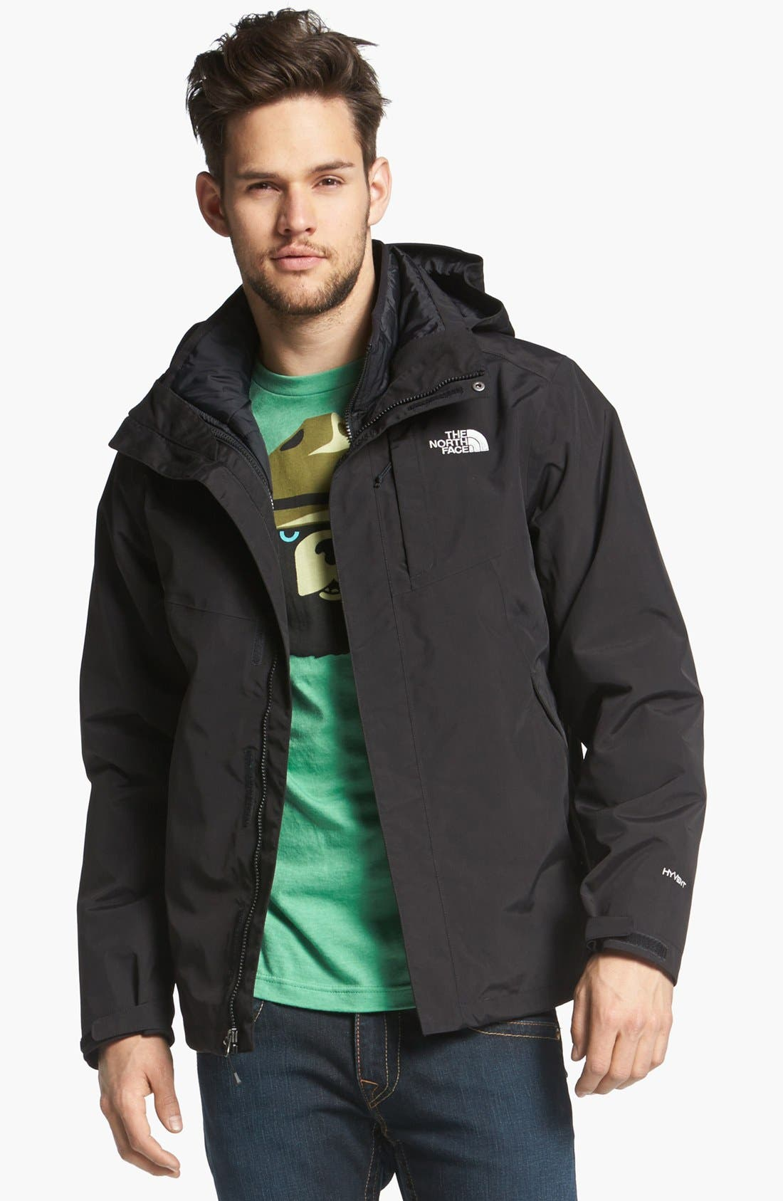 Alternate Image 1 Selected - The North Face 'Heatseeker' TriClimate® 2-in-1 Jacket