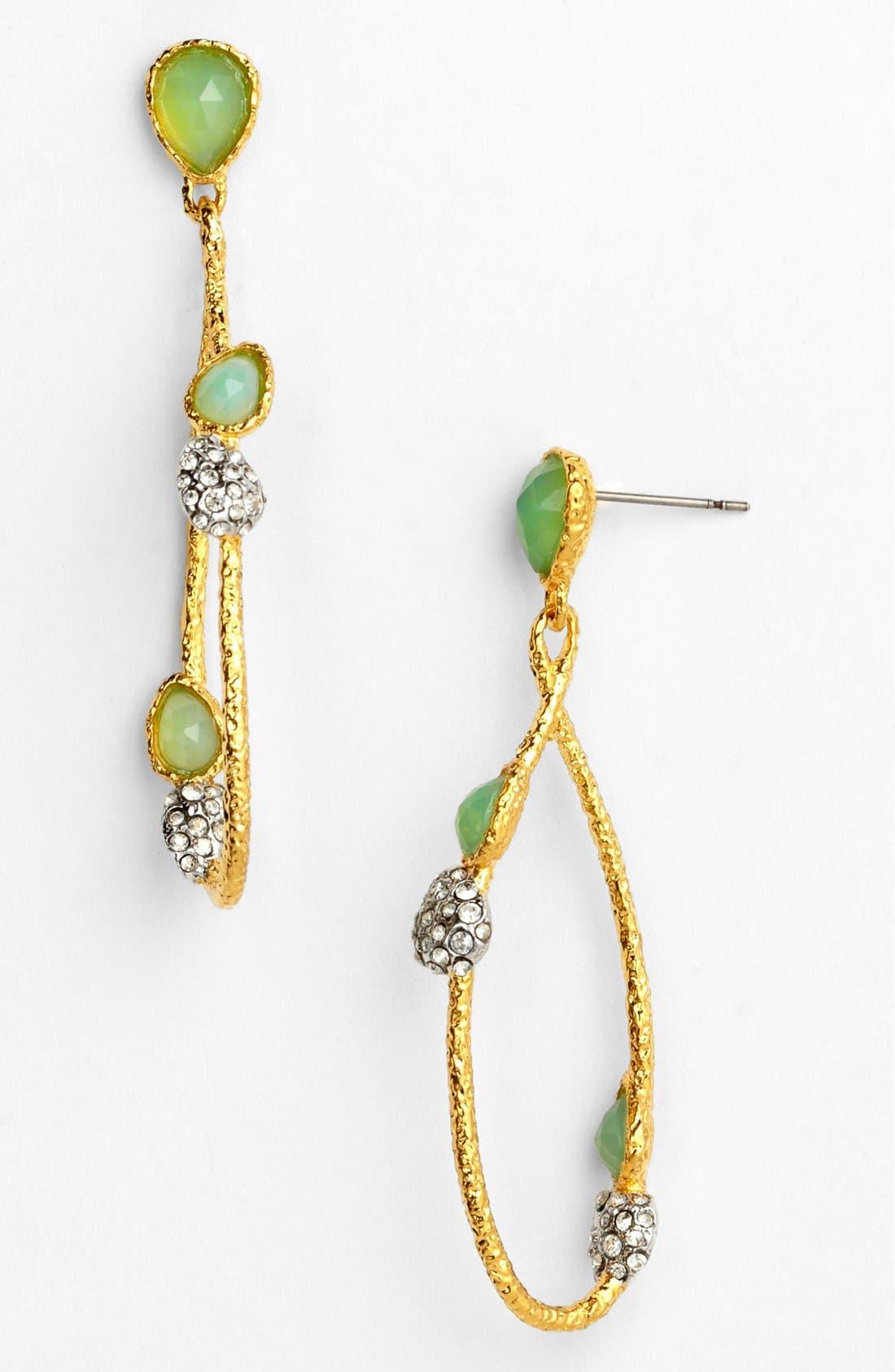 Alternate Image 1 Selected - Alexis Bittar 'Elements - Floral' Vine Teardrop Earrings (Nordstrom Exclusive)