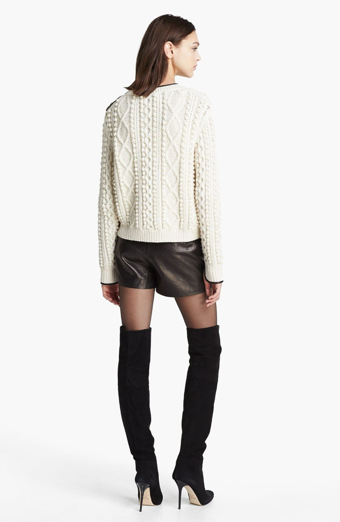 Alternate Image 4  - 3.1 Phillip Lim Cable Knit Sweater
