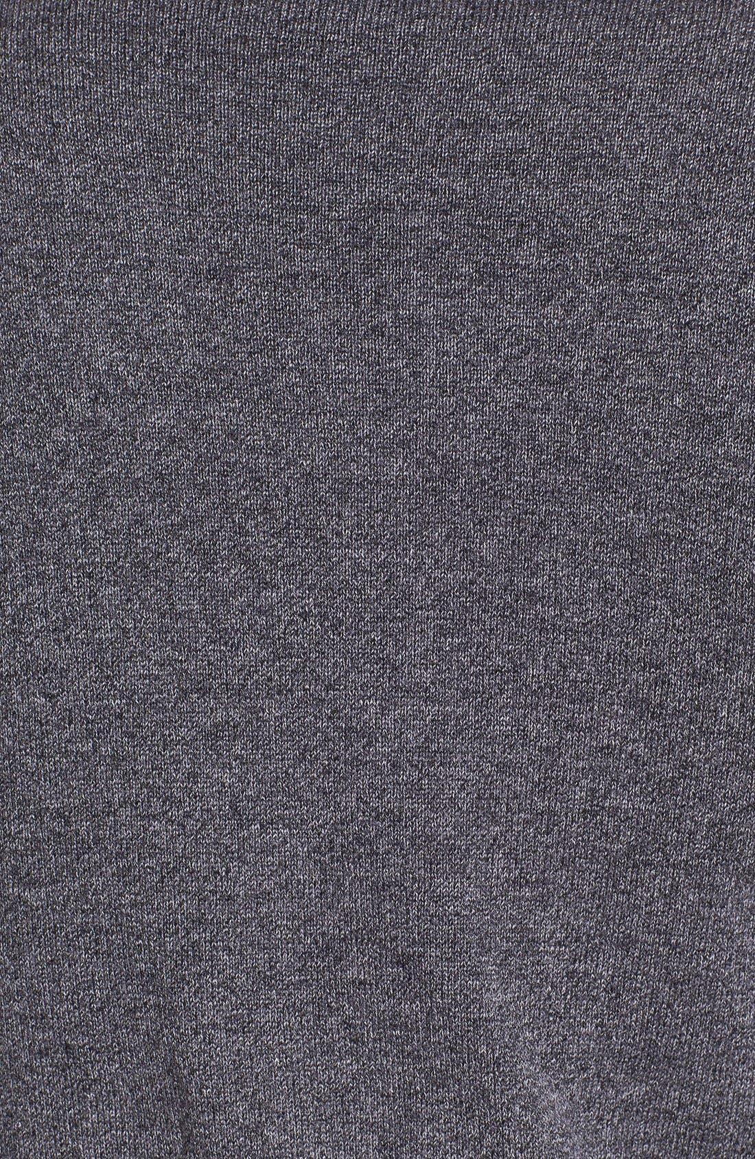 Alternate Image 3  - Topman Shawl Collar Cardigan