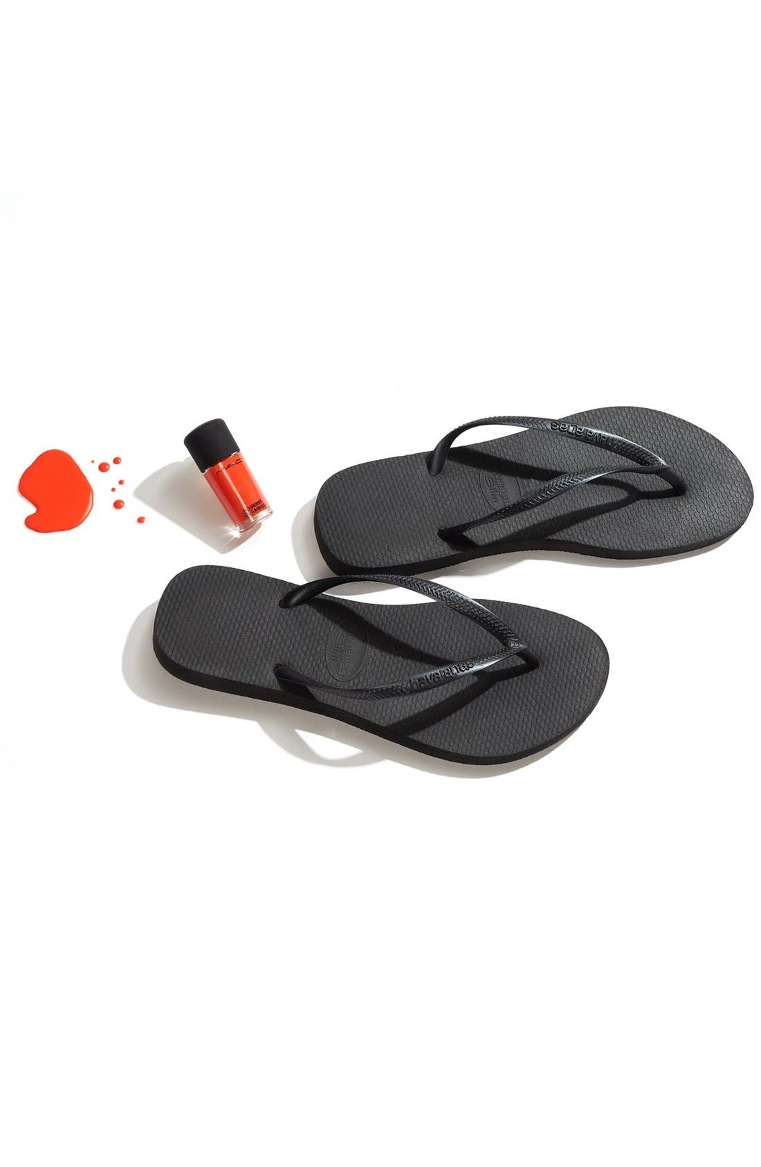 Alternate Image 5  - Havaianas 'Slim Illusion' Flip Flop