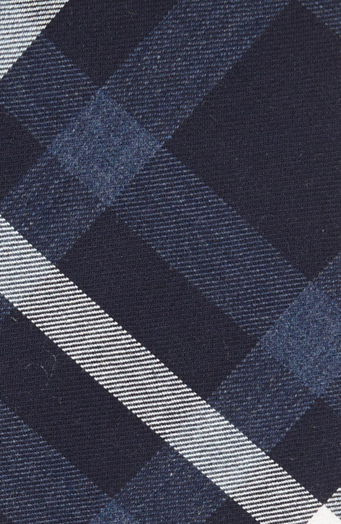 Alternate Image 2  - Gitman Woven Cotton Tie