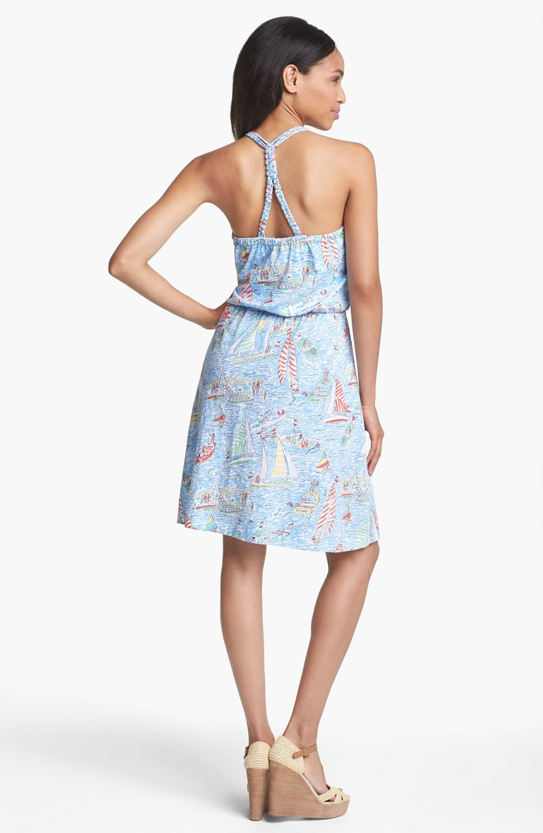 Alternate Image 2  - Lilly Pulitzer® 'Lockwood' Racerback Tank Dress