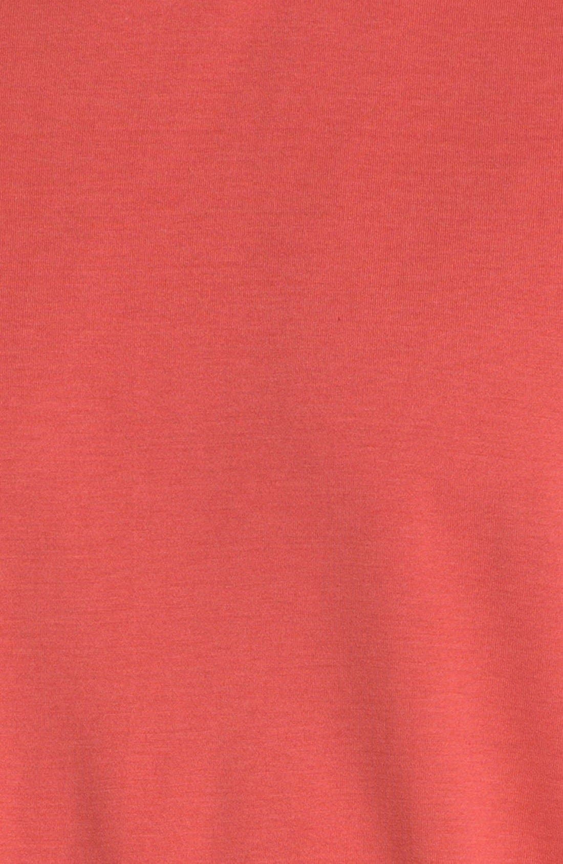 Alternate Image 3  - Daniel Buchler V-Neck Silk Blend T-Shirt