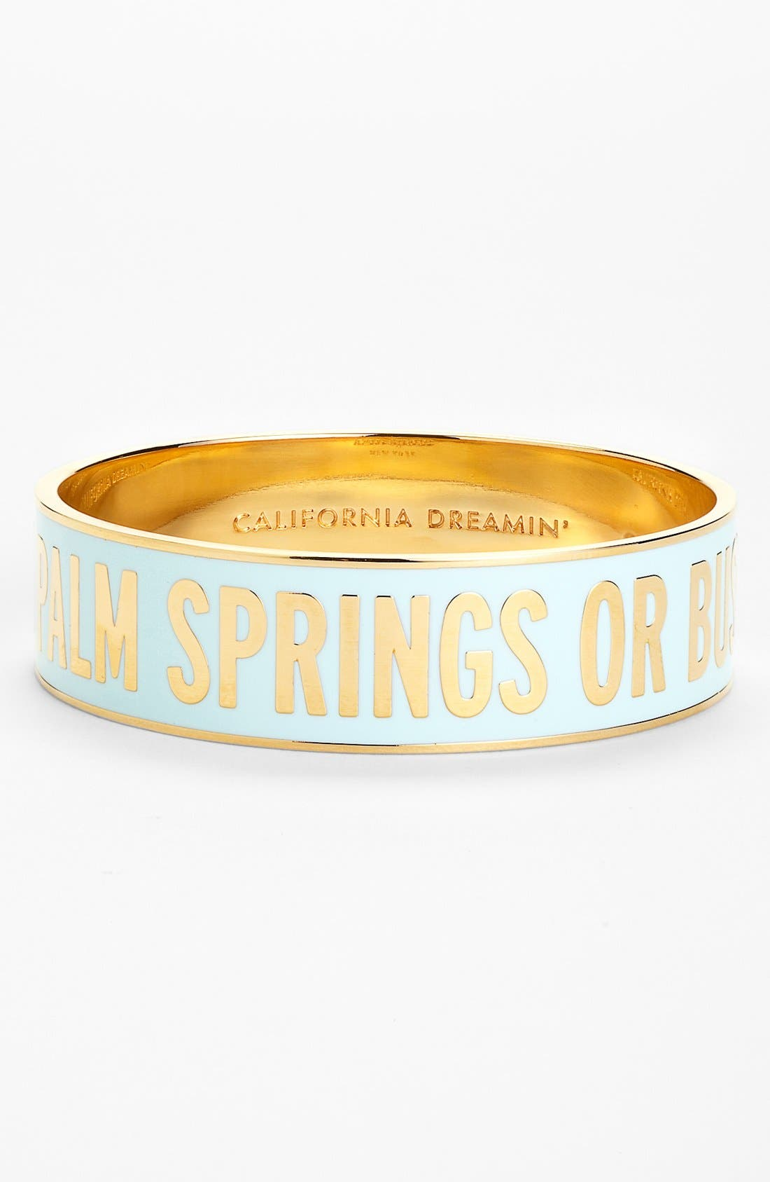 Alternate Image 1 Selected - kate spade new york 'idiom - california dreamin' bangle