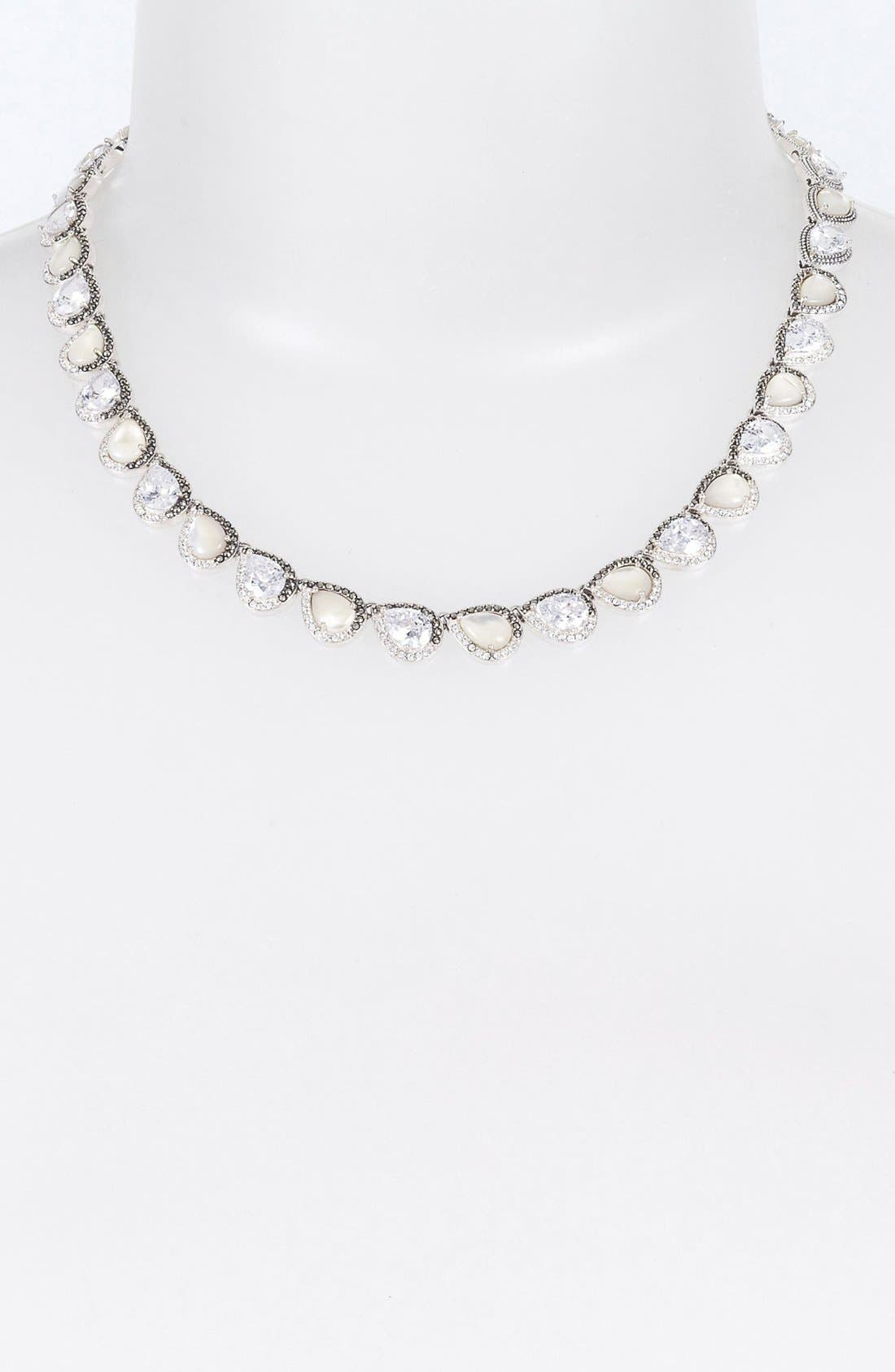 Alternate Image 1 Selected - Judith Jack 'Amore' Collar Necklace