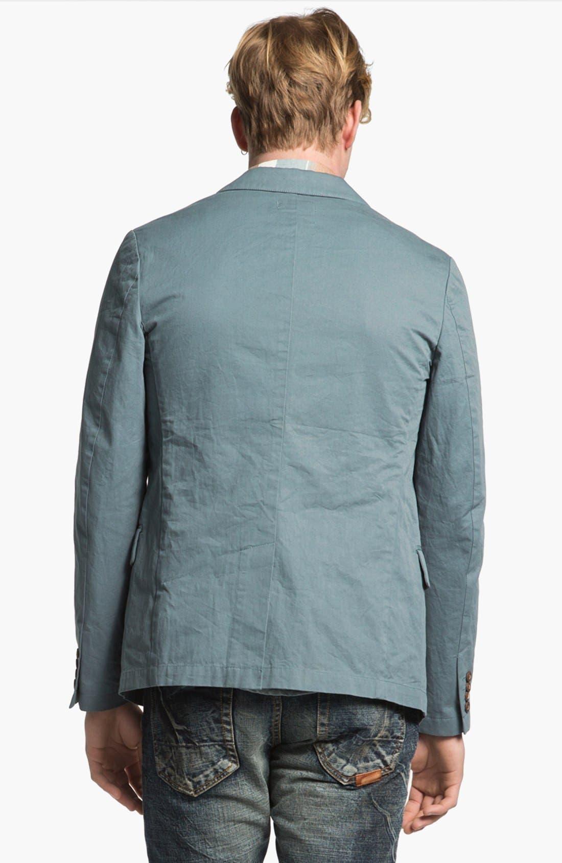 Alternate Image 2  - ZANEROBE 'Blaze' Slim Fit Blazer