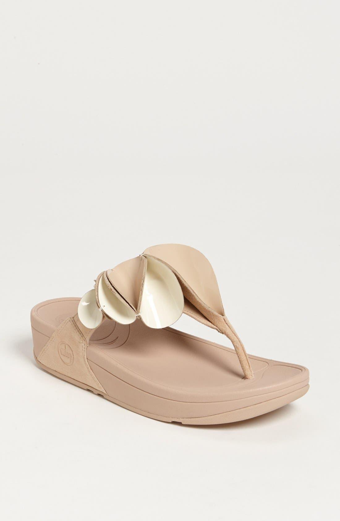 Main Image - FitFlop 'Hanabira™' Sandal (Online Only)
