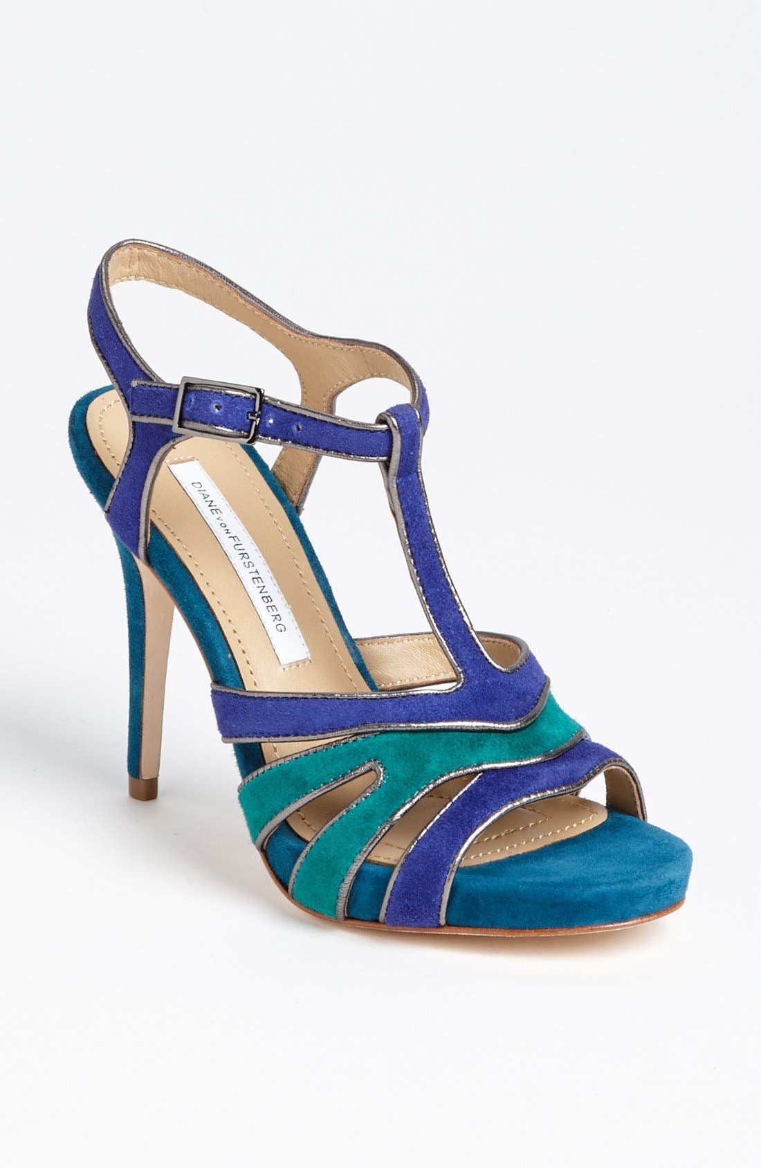 Alternate Image 1 Selected - Diane von Furstenberg 'Julip' Sandal (Online Only)