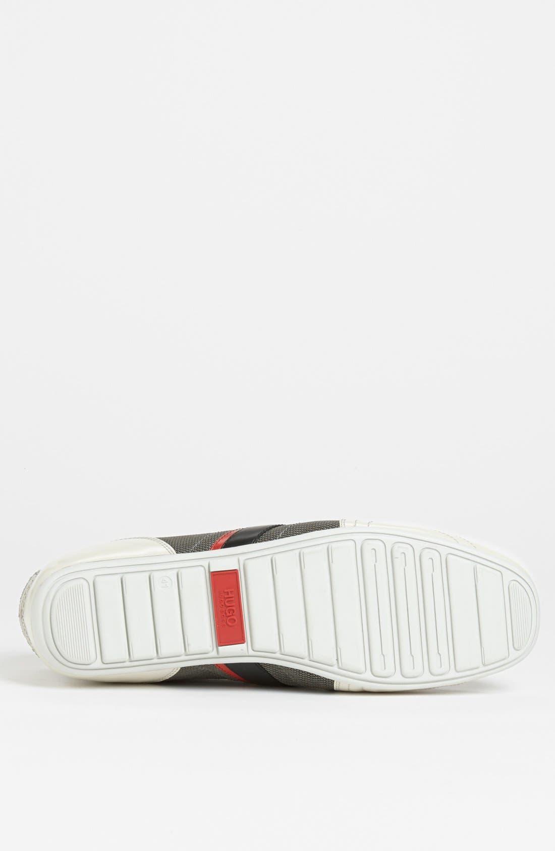 Alternate Image 4  - HUGO 'Tattio' Sneaker