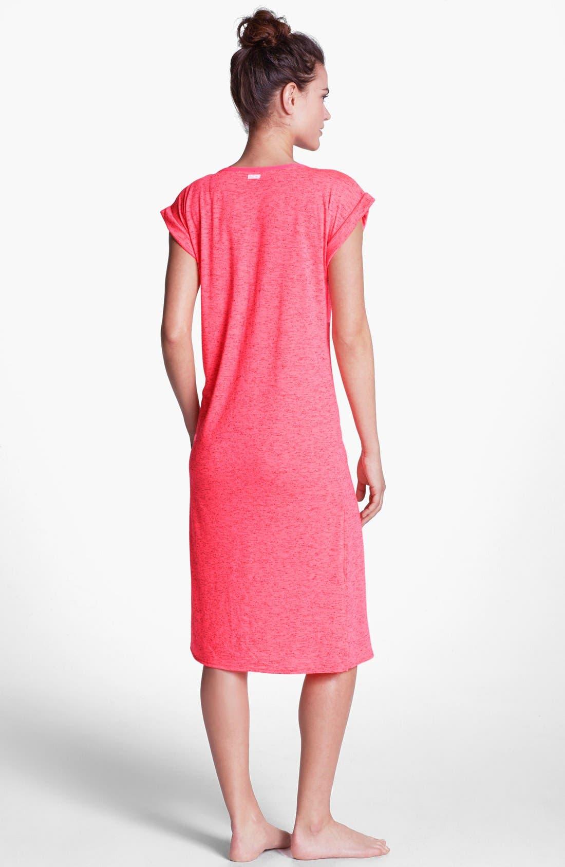 Alternate Image 2  - kensie 'Neon Tide' Nightgown