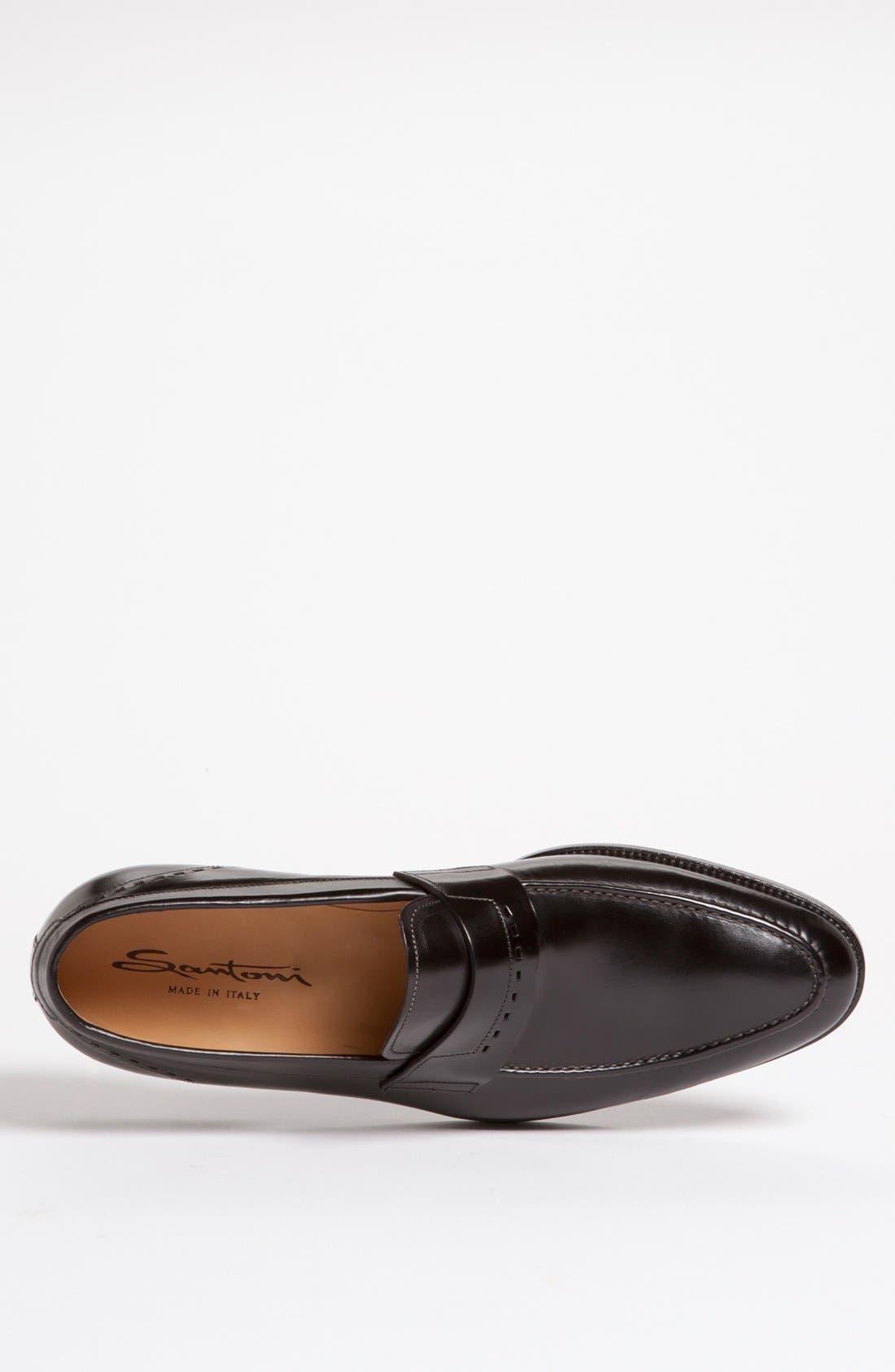 Alternate Image 3  - Santoni 'Piermont' Loafer
