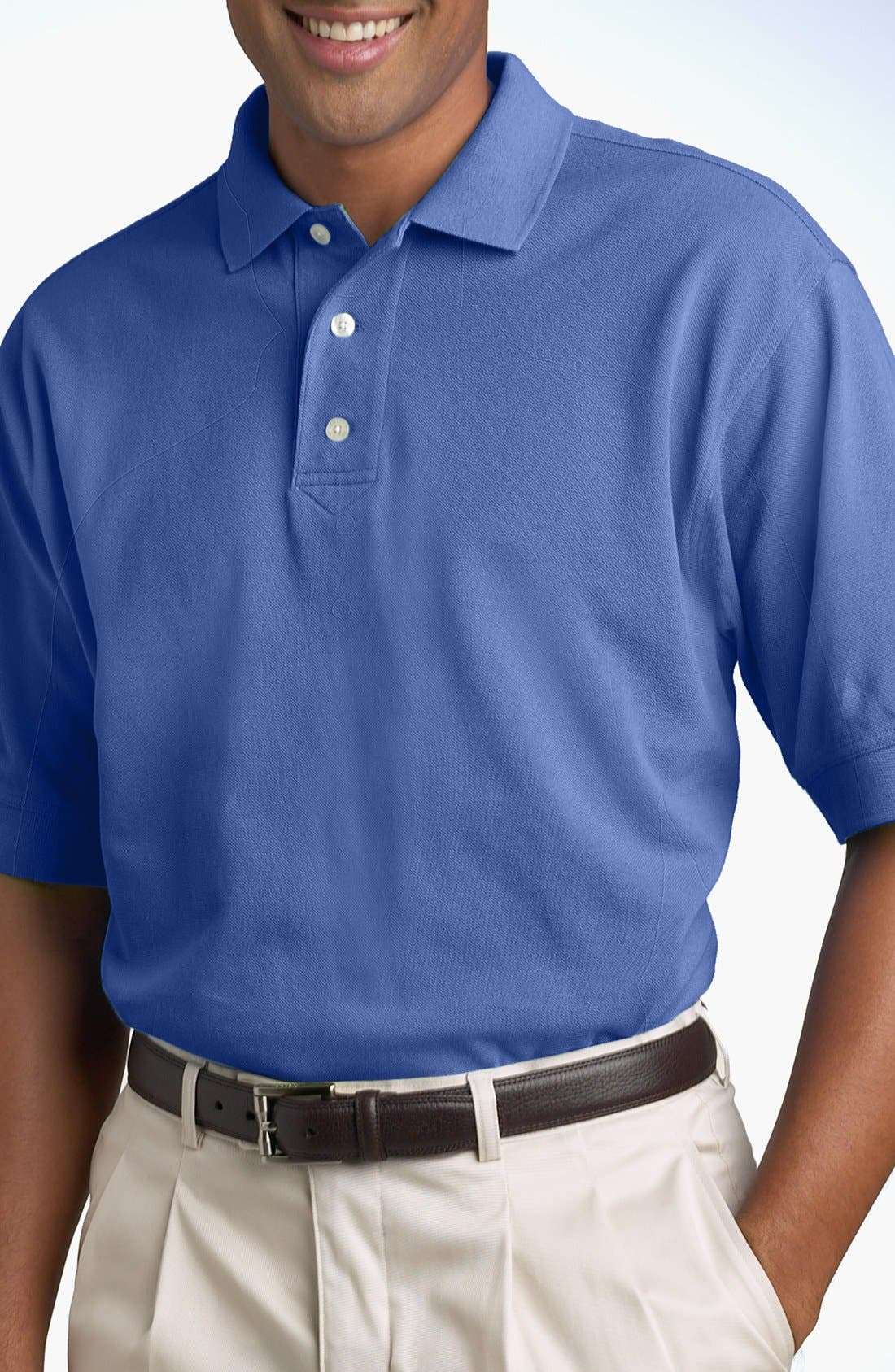 Alternate Image 1 Selected - Cutter & Buck 'Tournament' Polo (Big & Tall)