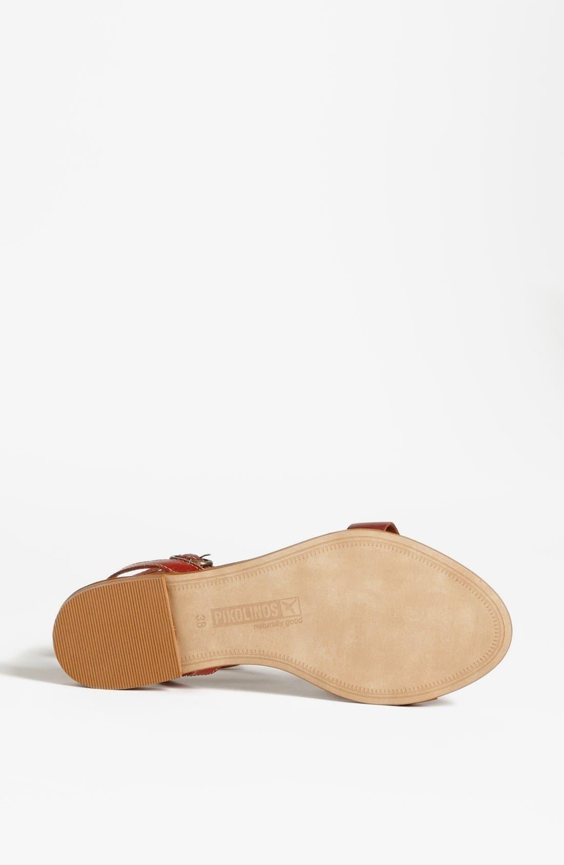 Alternate Image 4  - PIKOLINOS 'Formentera' Sandal