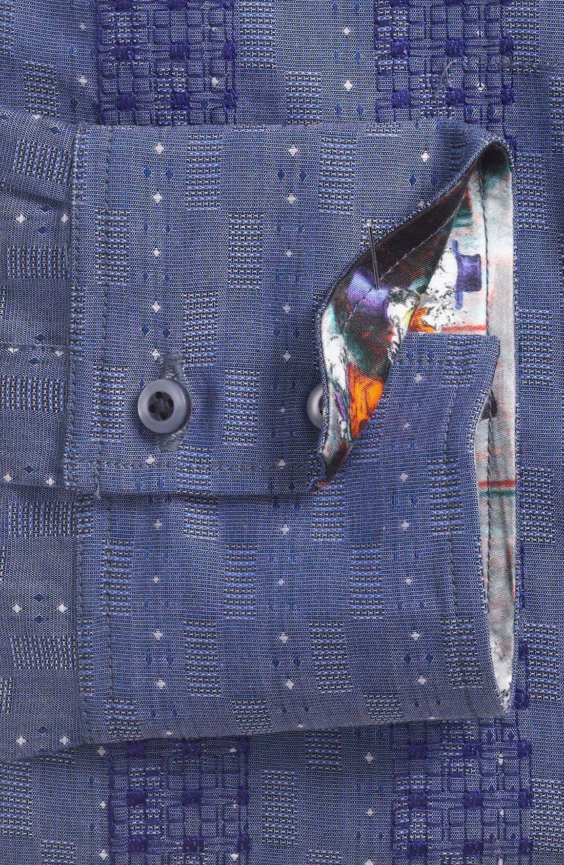 Alternate Image 5  - Robert Graham 'Chet' Regular Fit Sport Shirt