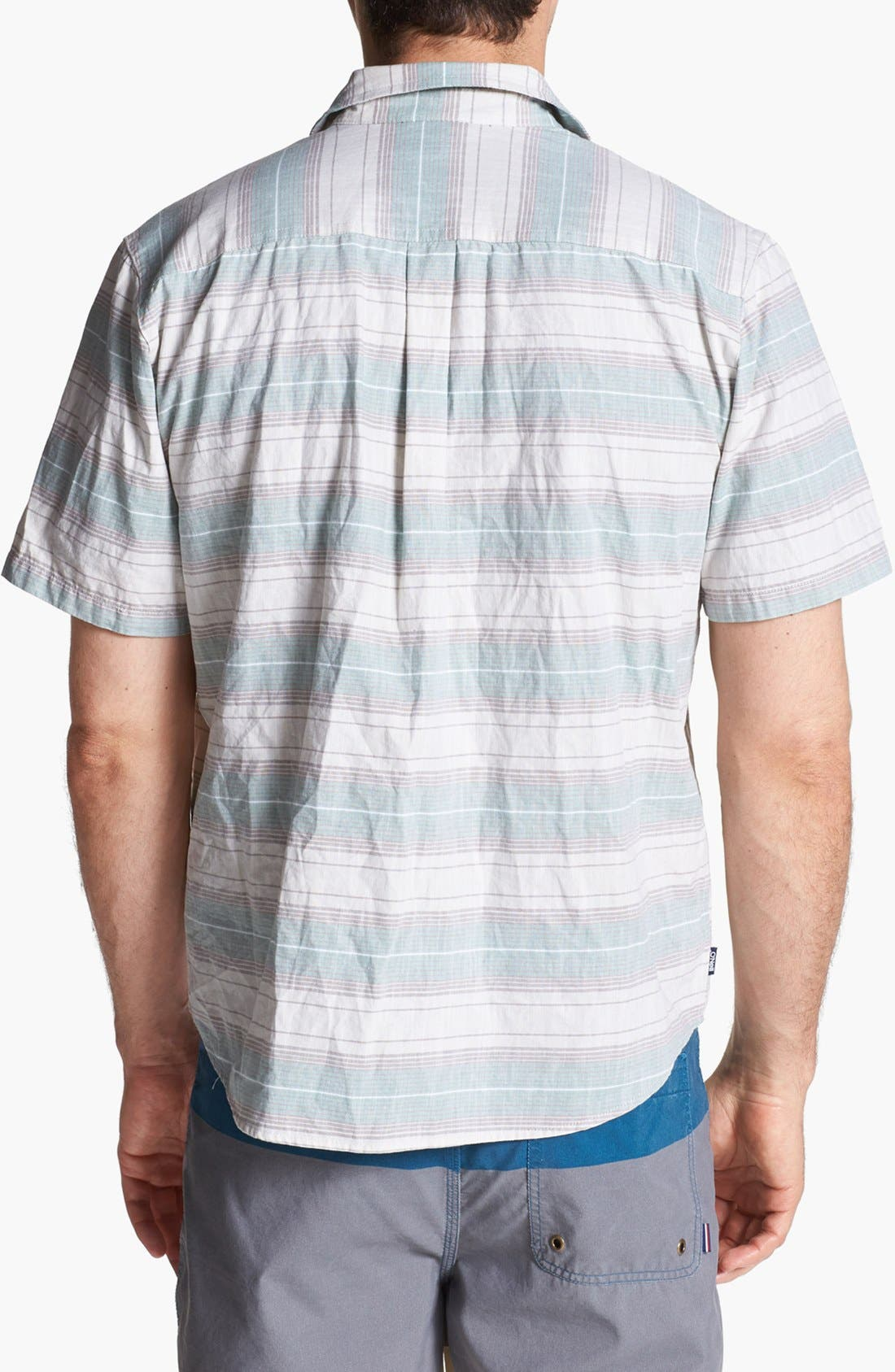 Alternate Image 2  - Jack O'Neill 'Delmar' Short Sleeve Sport Shirt