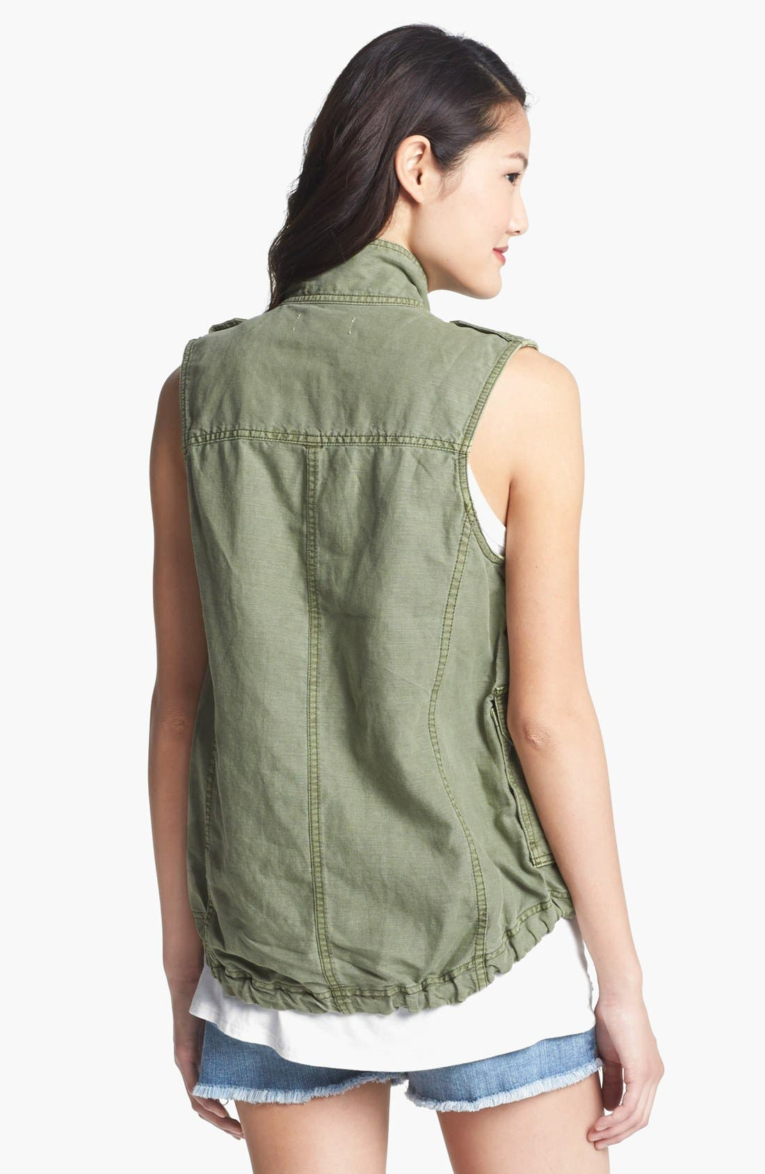 Alternate Image 2  - Lucky Brand Military Vest