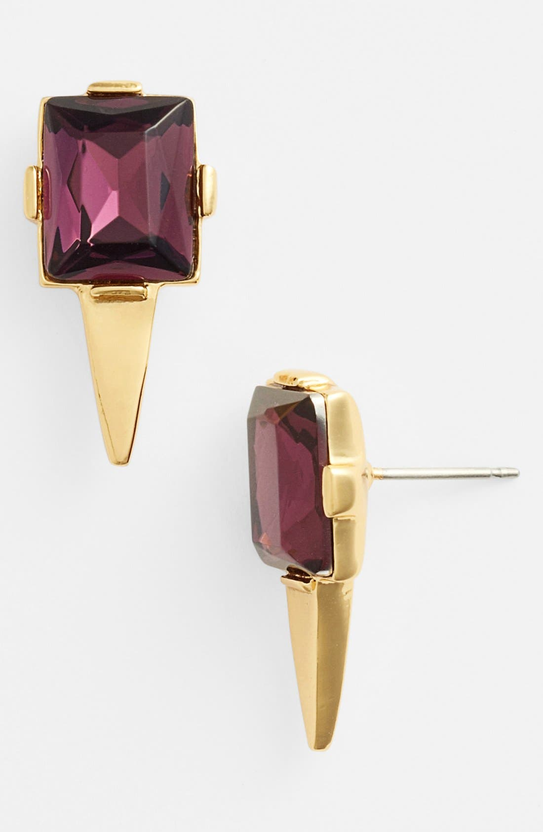Alternate Image 1 Selected - Vince Camuto 'Rope Royalty' Stud Earrings