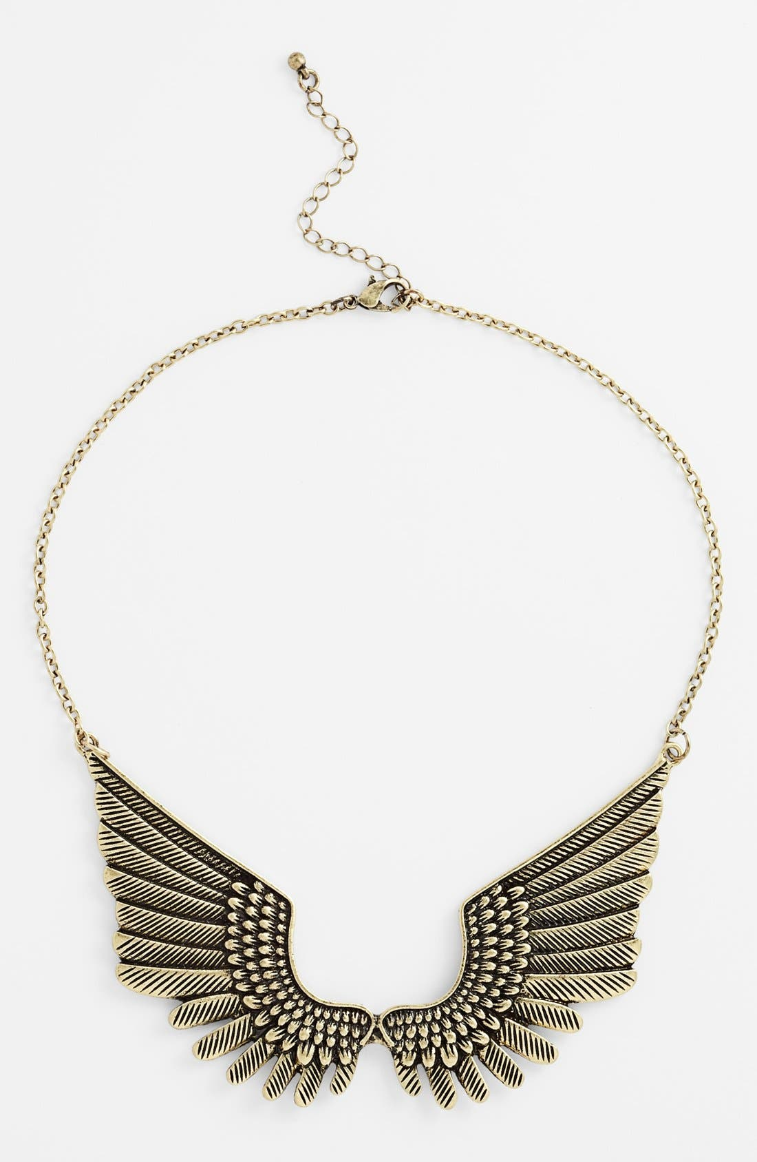 Main Image - Orion Wing Bib Necklace