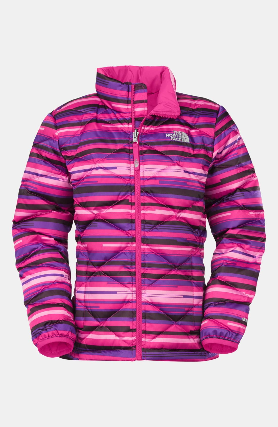 Main Image - The North Face 'Aconcagua' Jacket (Little Girls & Big Girls)