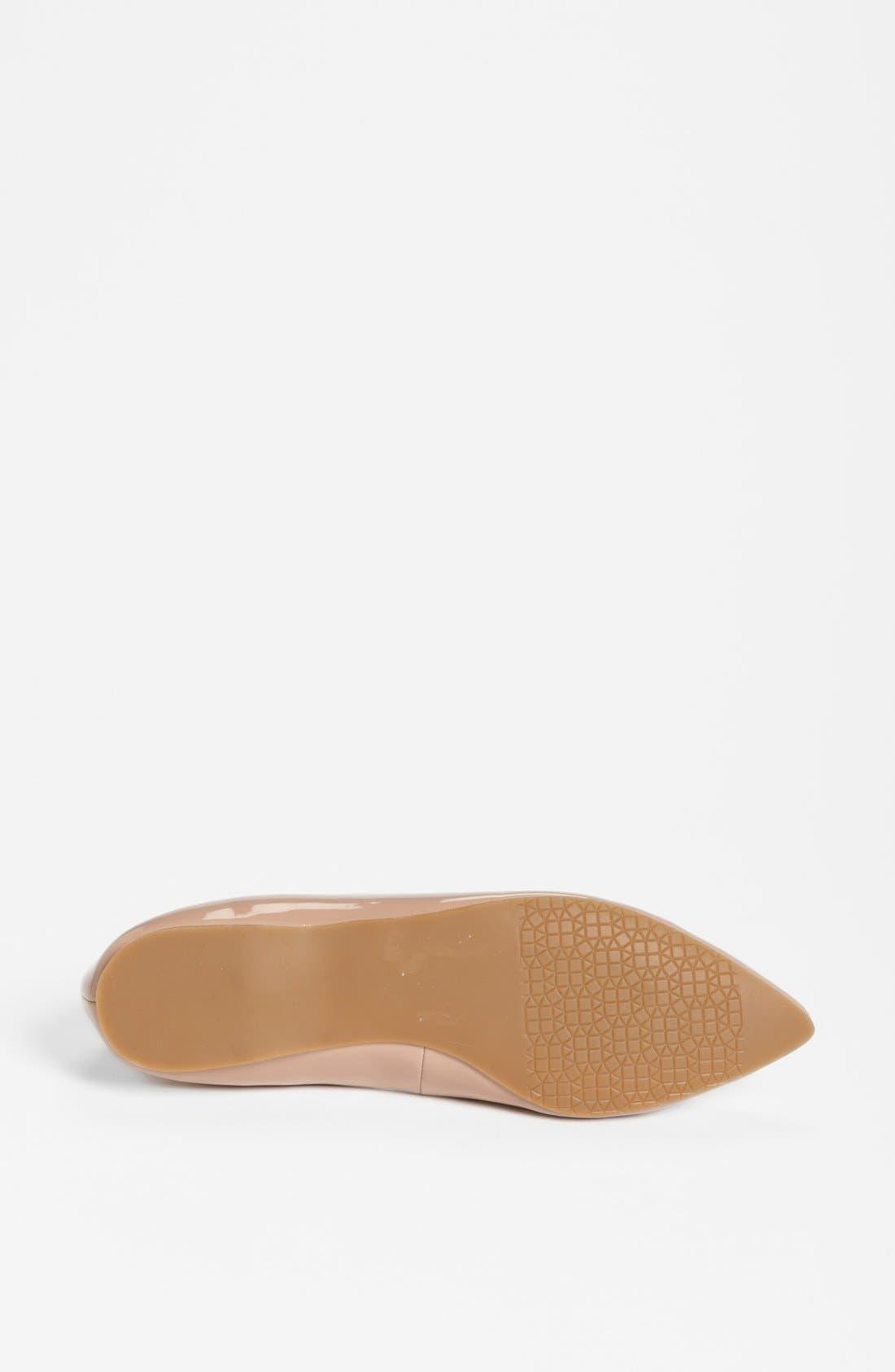 Alternate Image 4  - BP. 'Moveover' Pointy Toe Flat (Women)