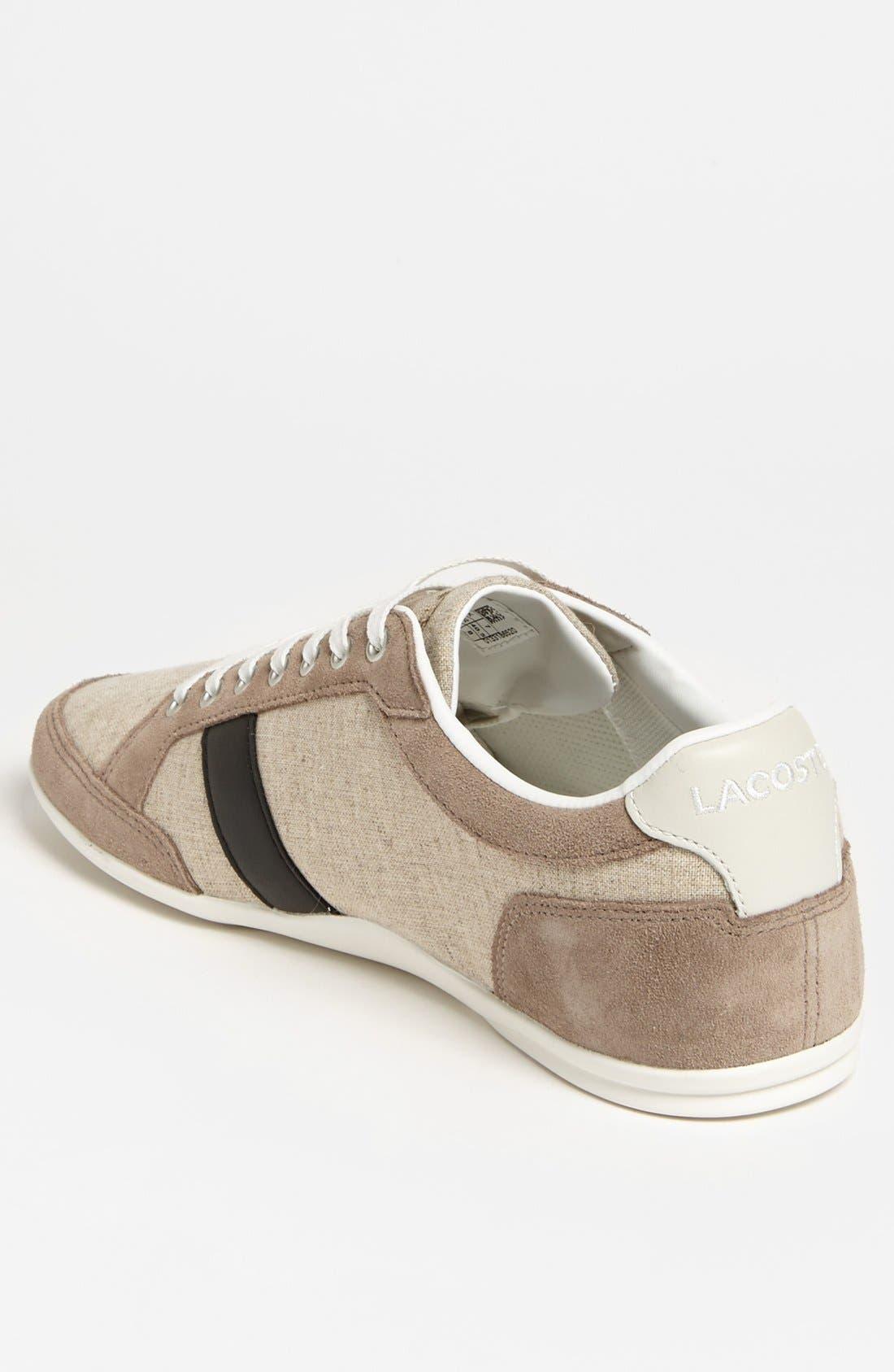 Alternate Image 2  - Lacoste 'Alisos 12' Sneaker (Men)
