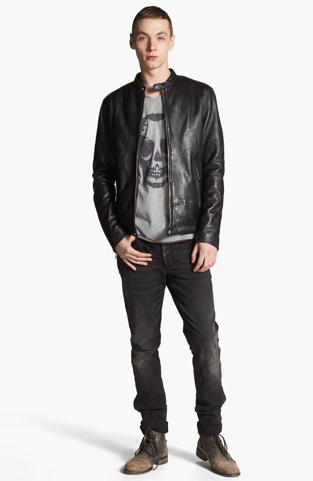 Alternate Image 4  - Zadig & Voltaire Leather Jacket