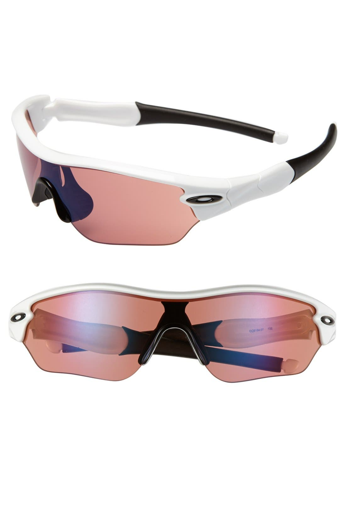 Alternate Image 1 Selected - Oakley 'Radar® Edge™' 135mm Sunglasses
