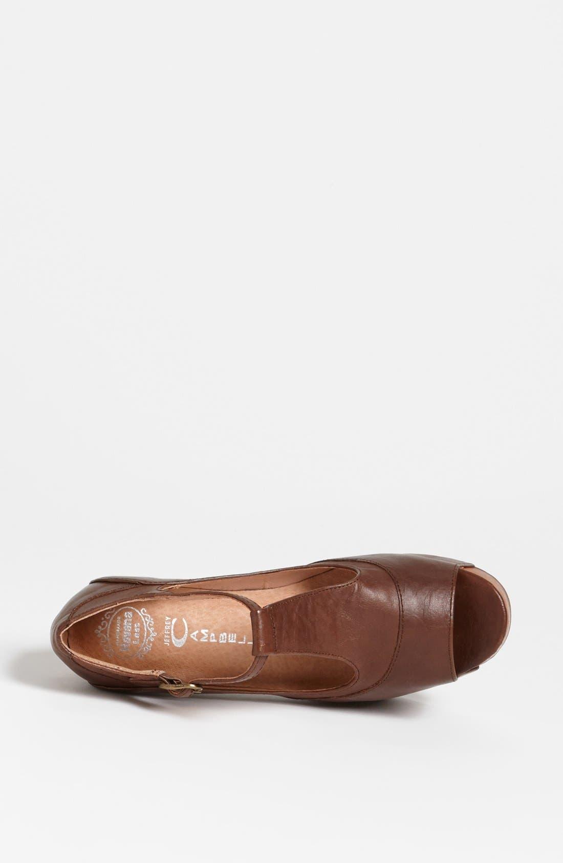 Alternate Image 3  - Jeffrey Campbell 'Foxy' Platform Sandal