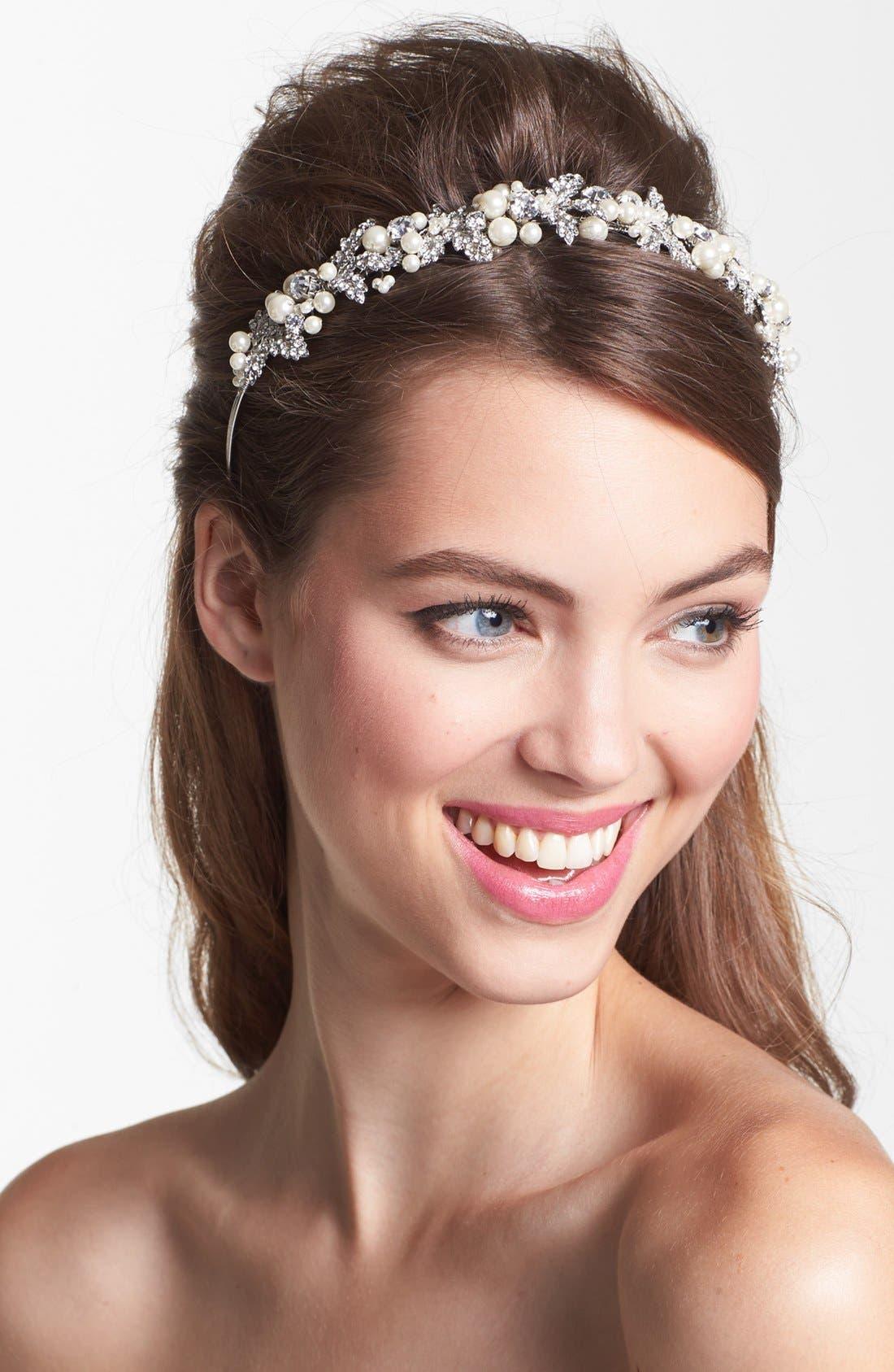 Main Image - Untamed Petals by Amanda Judge 'London' Headband
