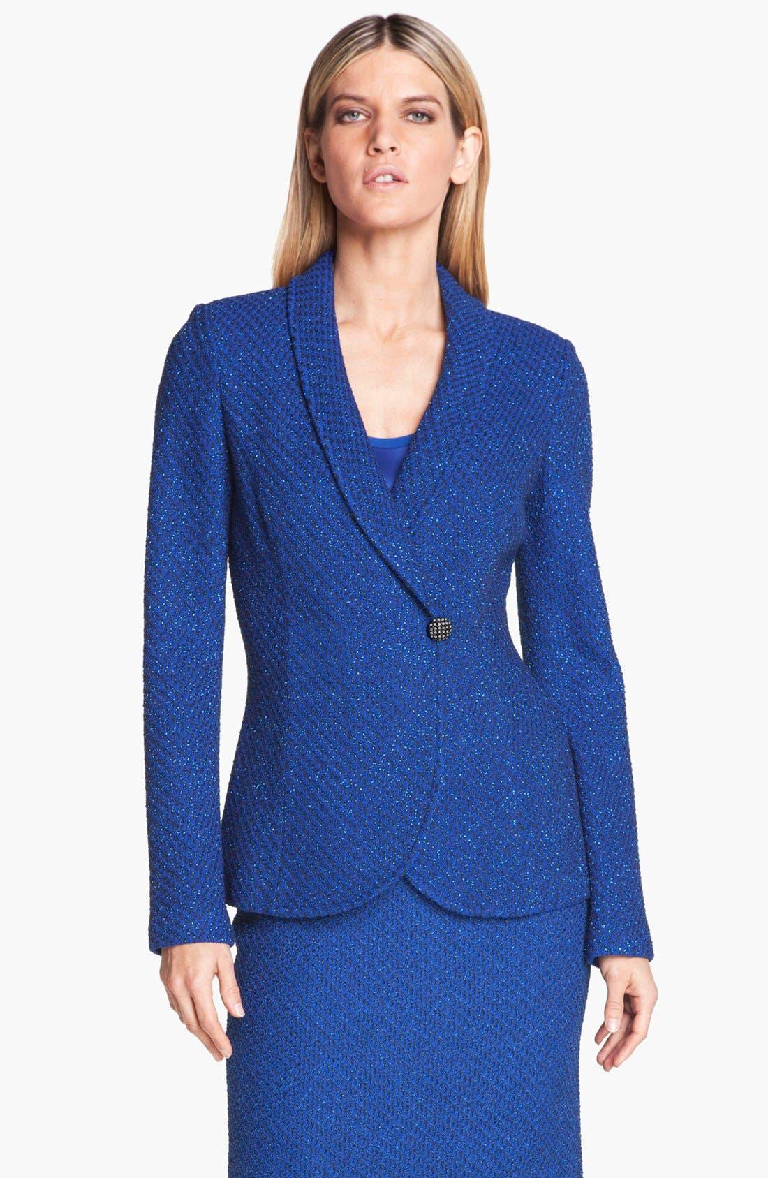 Main Image - St. John Collection Ivy Tweed Jacket
