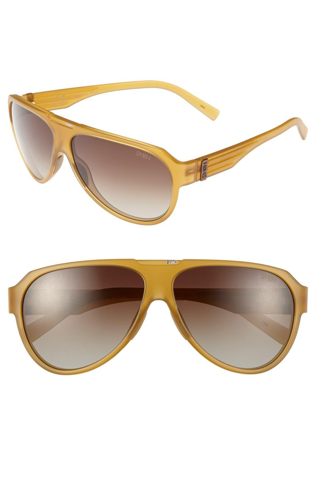 Alternate Image 1 Selected - Smith 'Soundcheck' 60mm Polarized Sunglasses