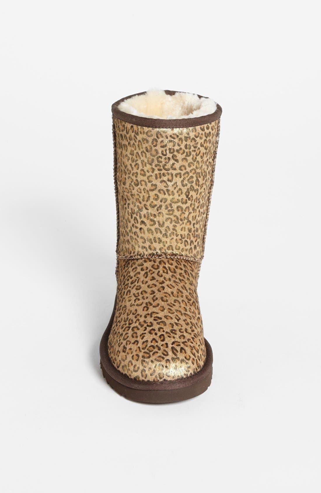 Alternate Image 3  - UGG® Australia 'Classic Short Exotic' Boot (Nordstrom Exclusive)
