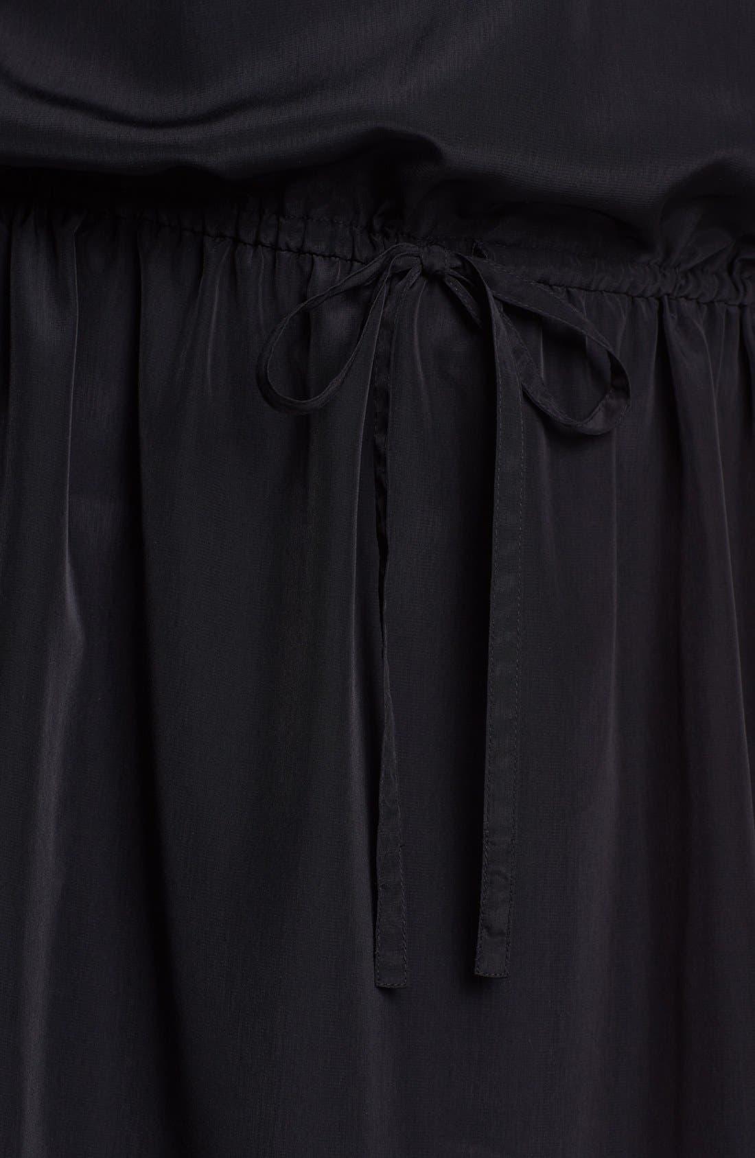 Alternate Image 3  - Halogen® Dropped Waist Dress